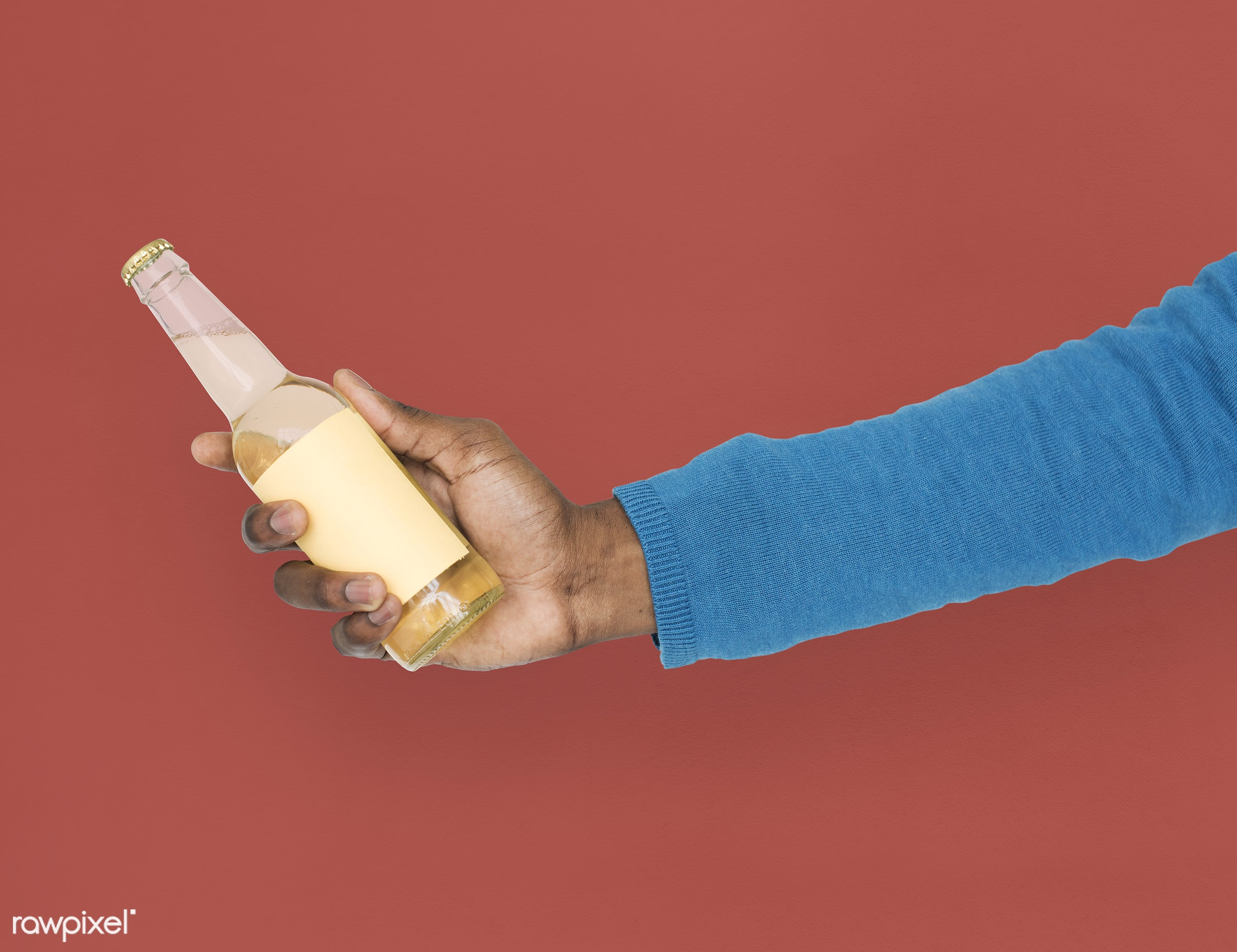person, party, race, hand, beer, cold, showing, celebrate, isolated, african descent, refreshment, gesture, human, brewery,...