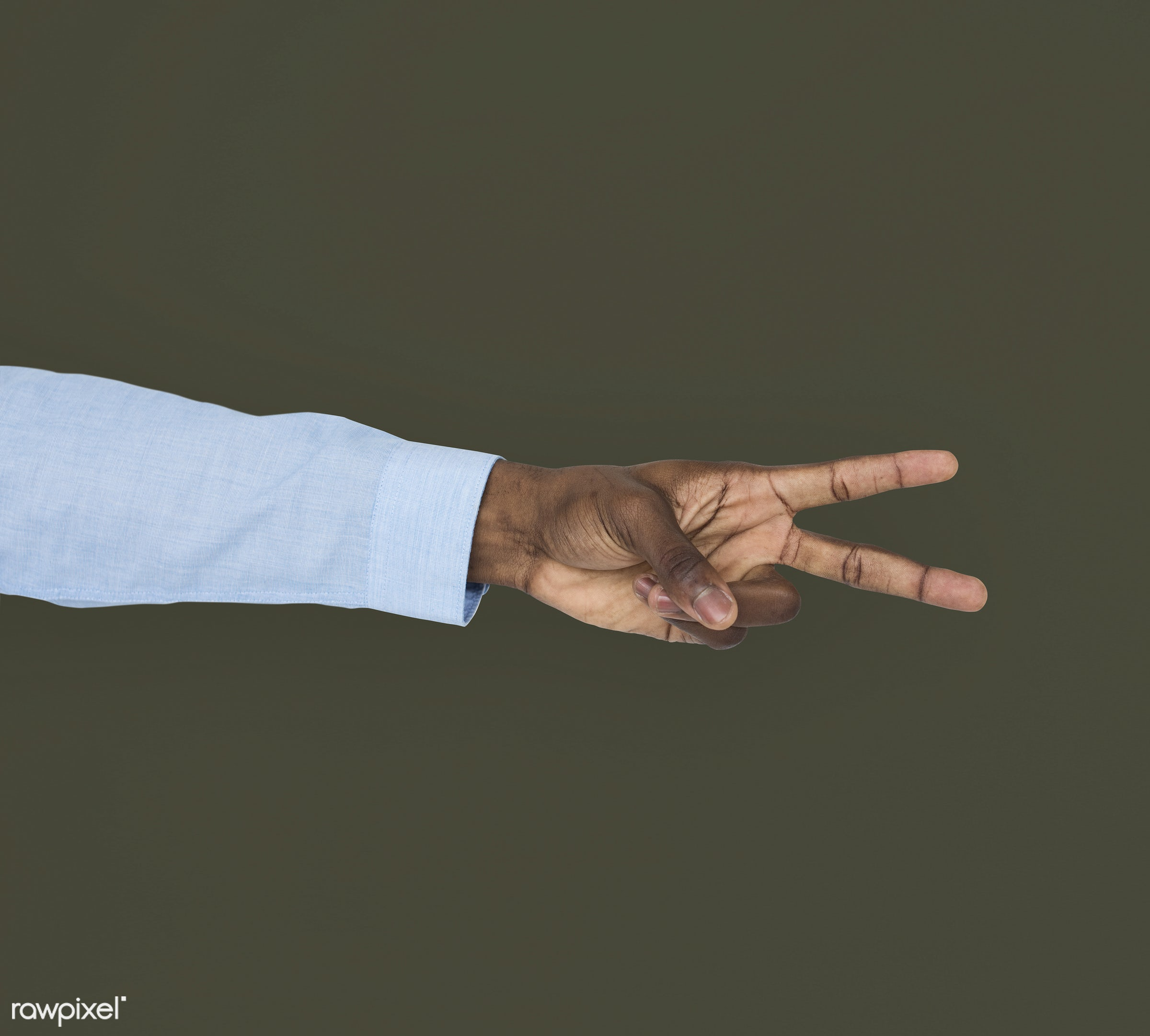 person, race, hand, cheer up, showing, victory, isolated, african descent, gesture, human, v, african american, winning,...