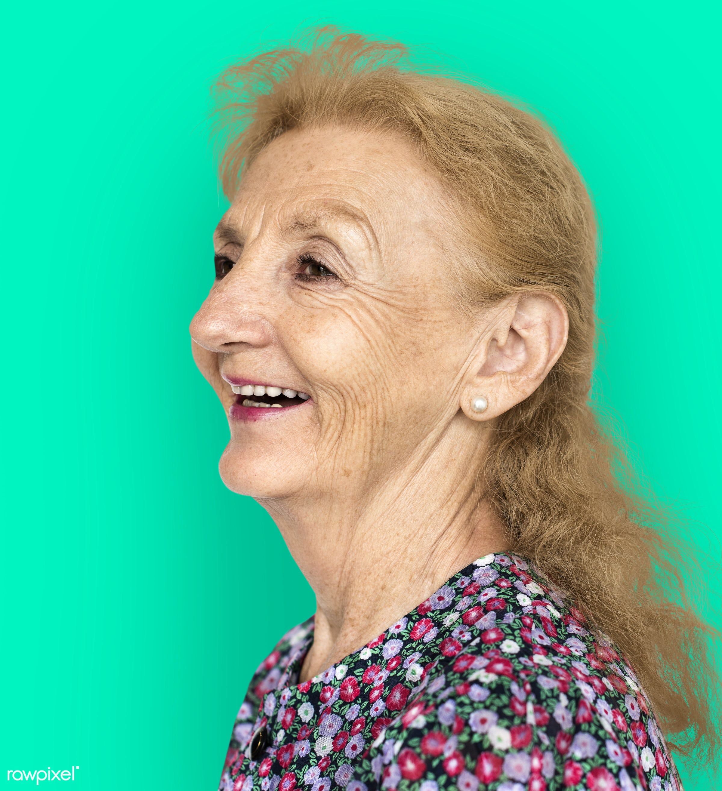 studio, expression, person, freedom, relax, people, caucasian, retirement, woman, lifestyle, westerner, positive, cheerful,...