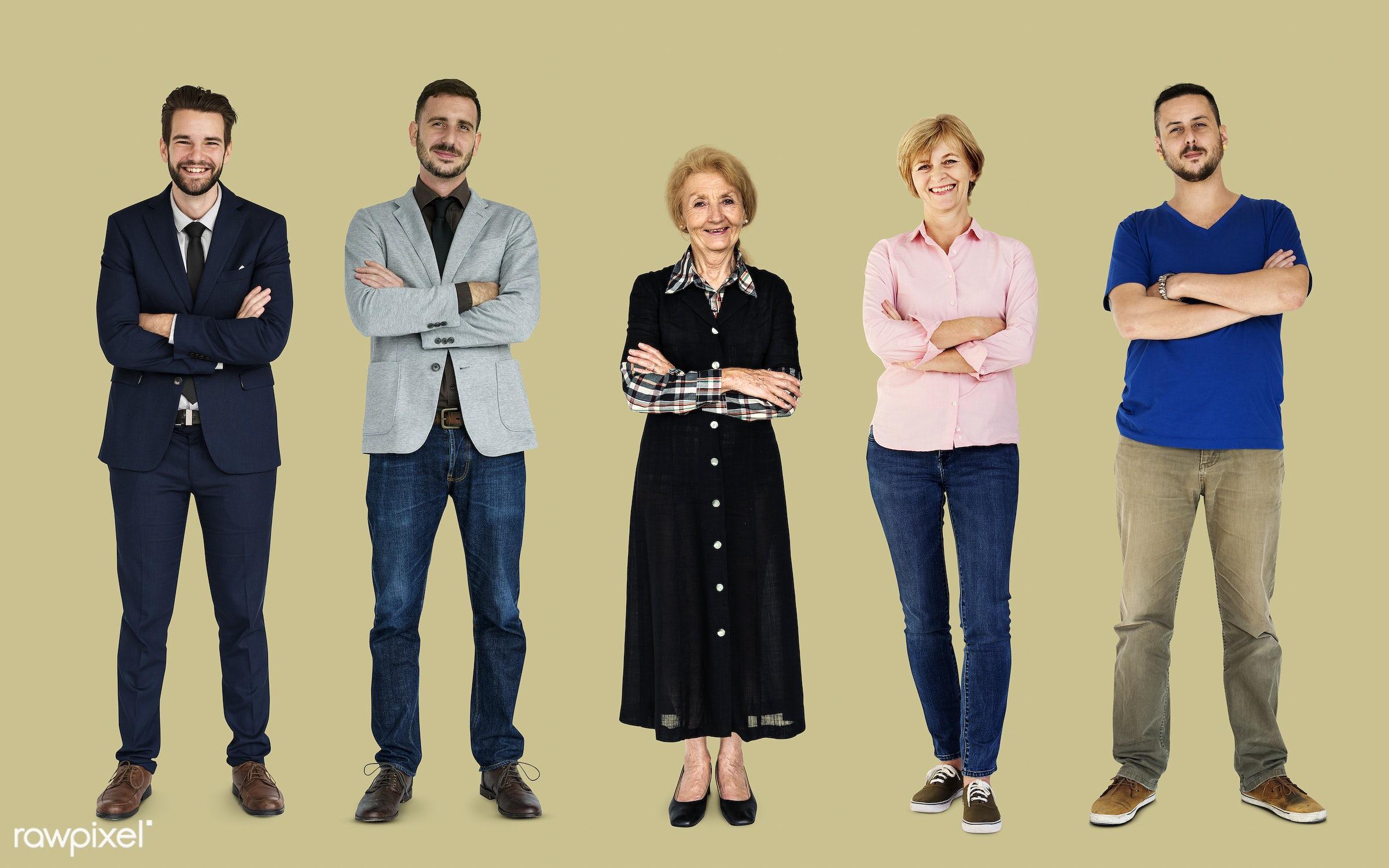 gentlemen, studio, person, diverse, set, retired, retire, people, attraction, together, caucasian, retirement, life, woman,...
