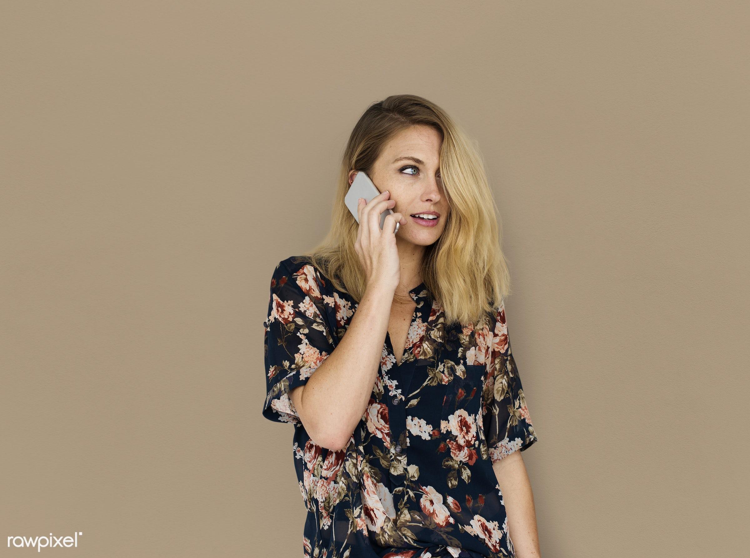background, beauty, brown, brunette, casual, caucasian, charming, communication, connection, conversation, dealing,...