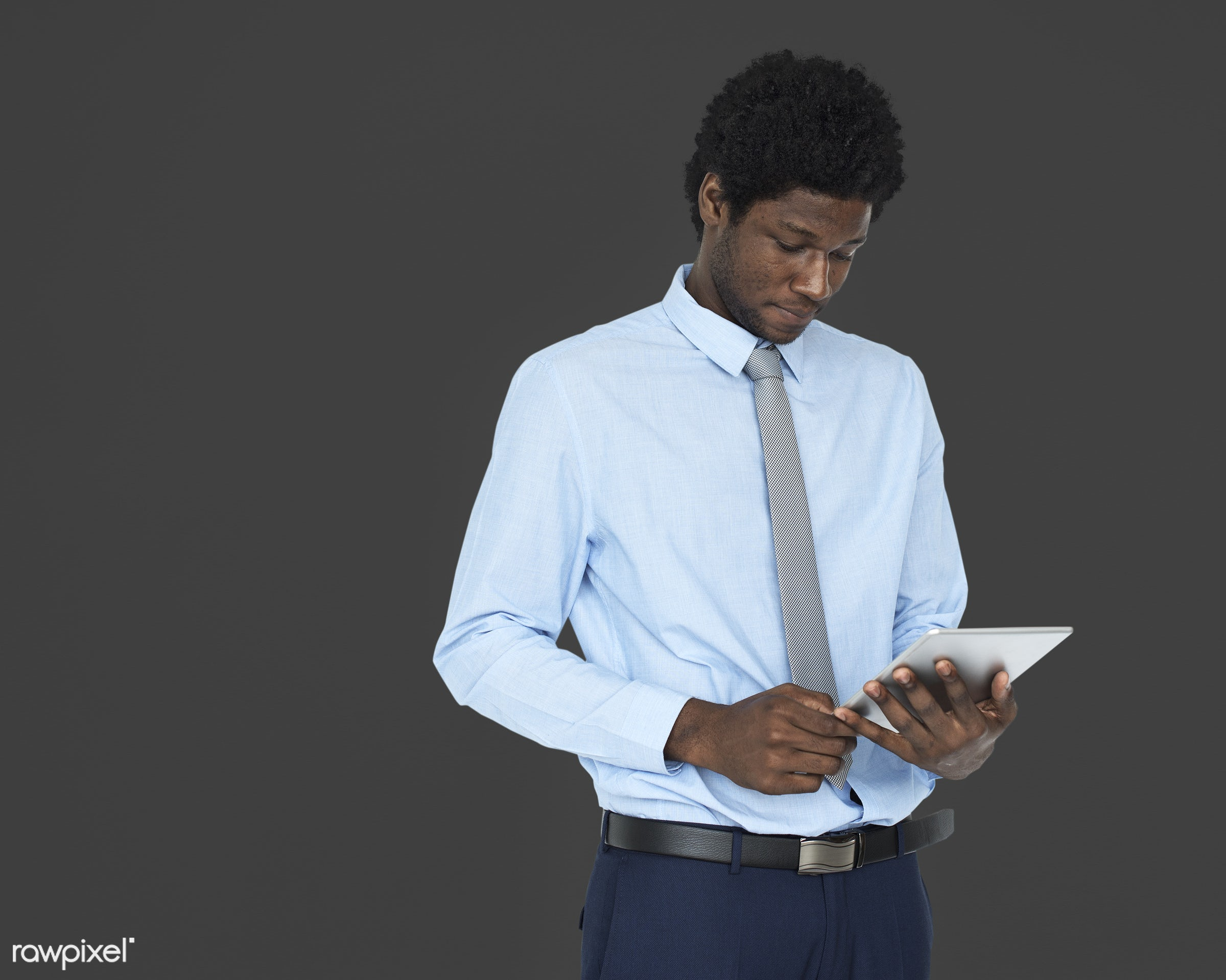 expression, using, person, white collar worker, people, working, black, isolated, connection, african descent, emotion,...