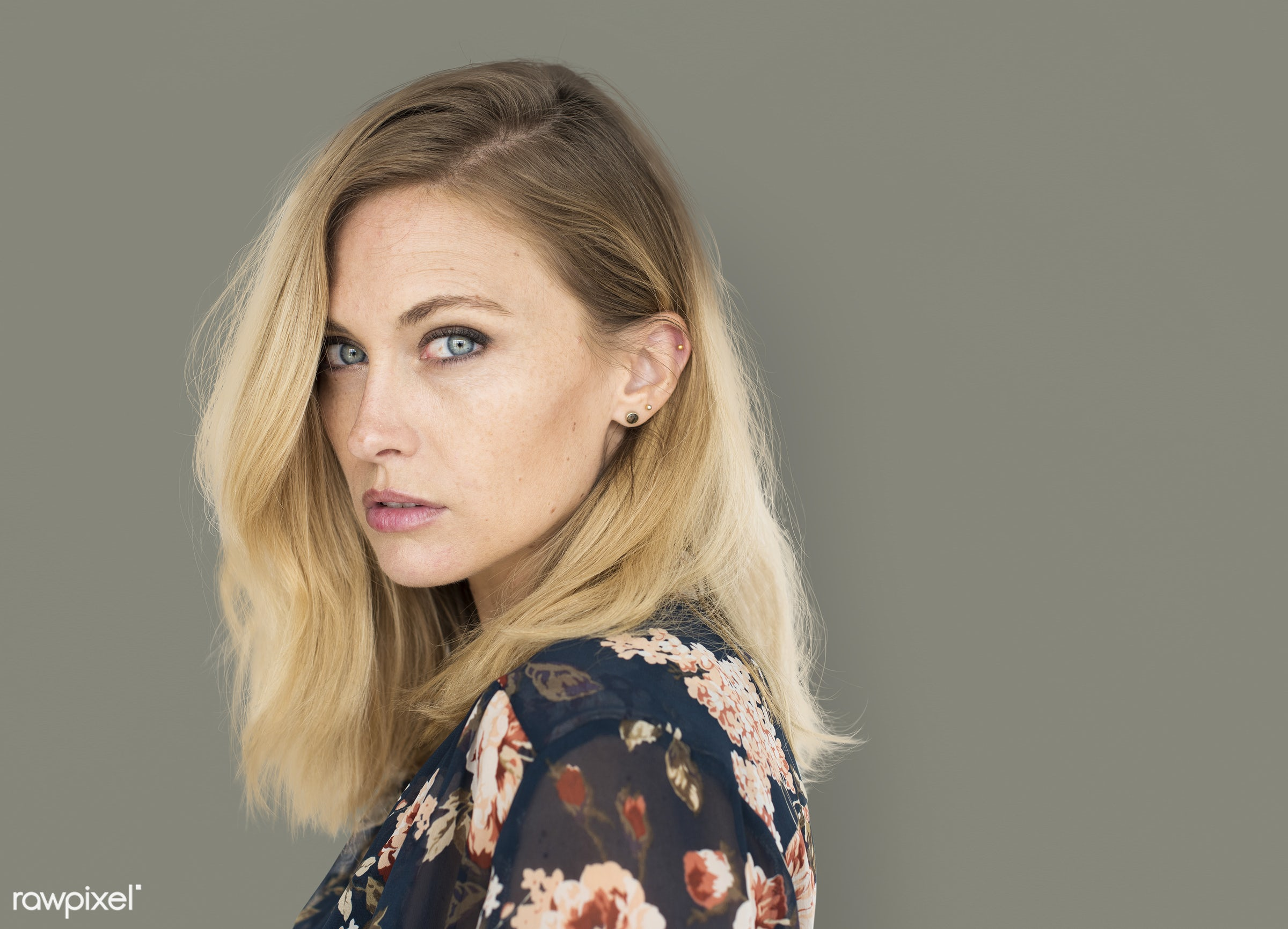 studio, expression, person, model, fashion, single, trendy, beauty, people, caucasian, looking, style, woman, lifestyle,...