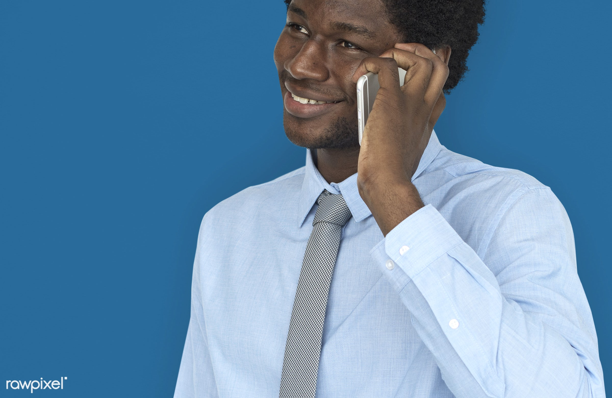 expression, person, using, discussion, white collar worker, people, telecommunication, working, black, smiling, isolated,...