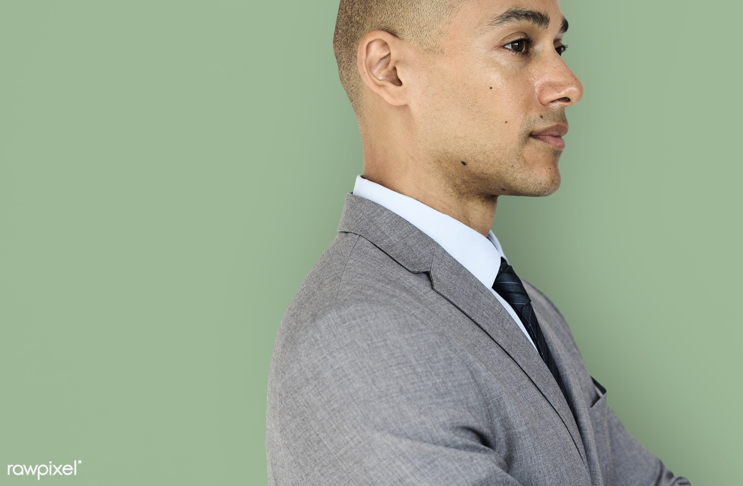 expression, studio, person, business wear, side view, business dressing, people, formal dressing, business, caucasian, side...