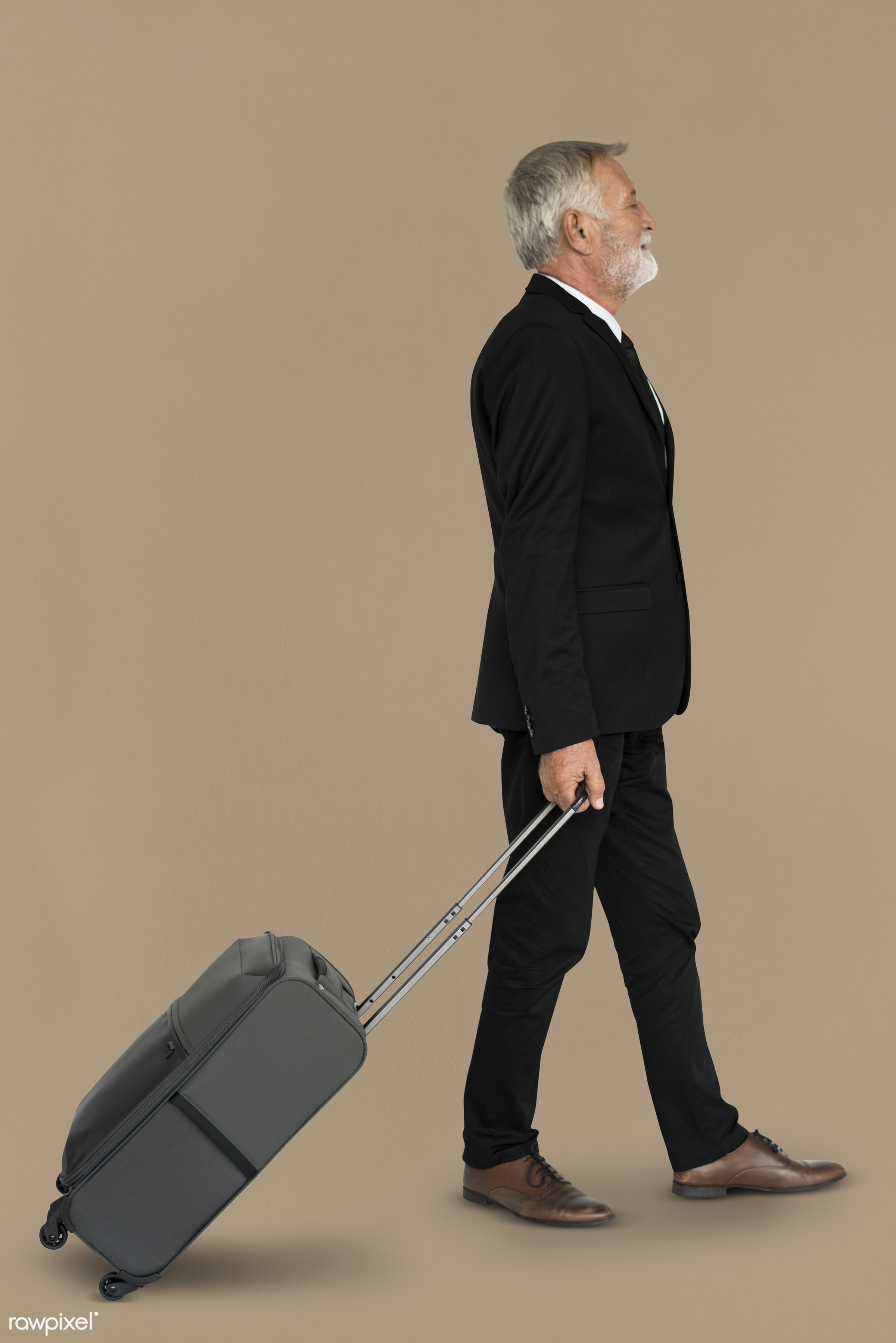 studio, face, person, travel, people, business, businessman, trip, man, isolated, suitcase, male, traveler, business travel...