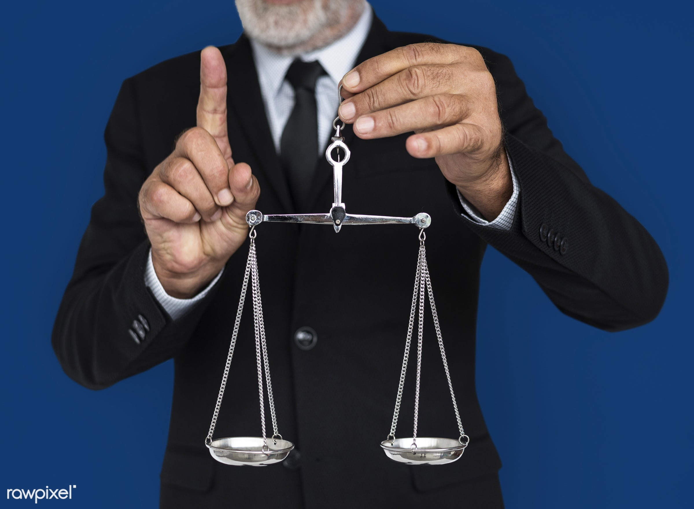 studio, expression, scale, person, business wear, people, business, caucasian, balance, justice scale, serious, man, law,...