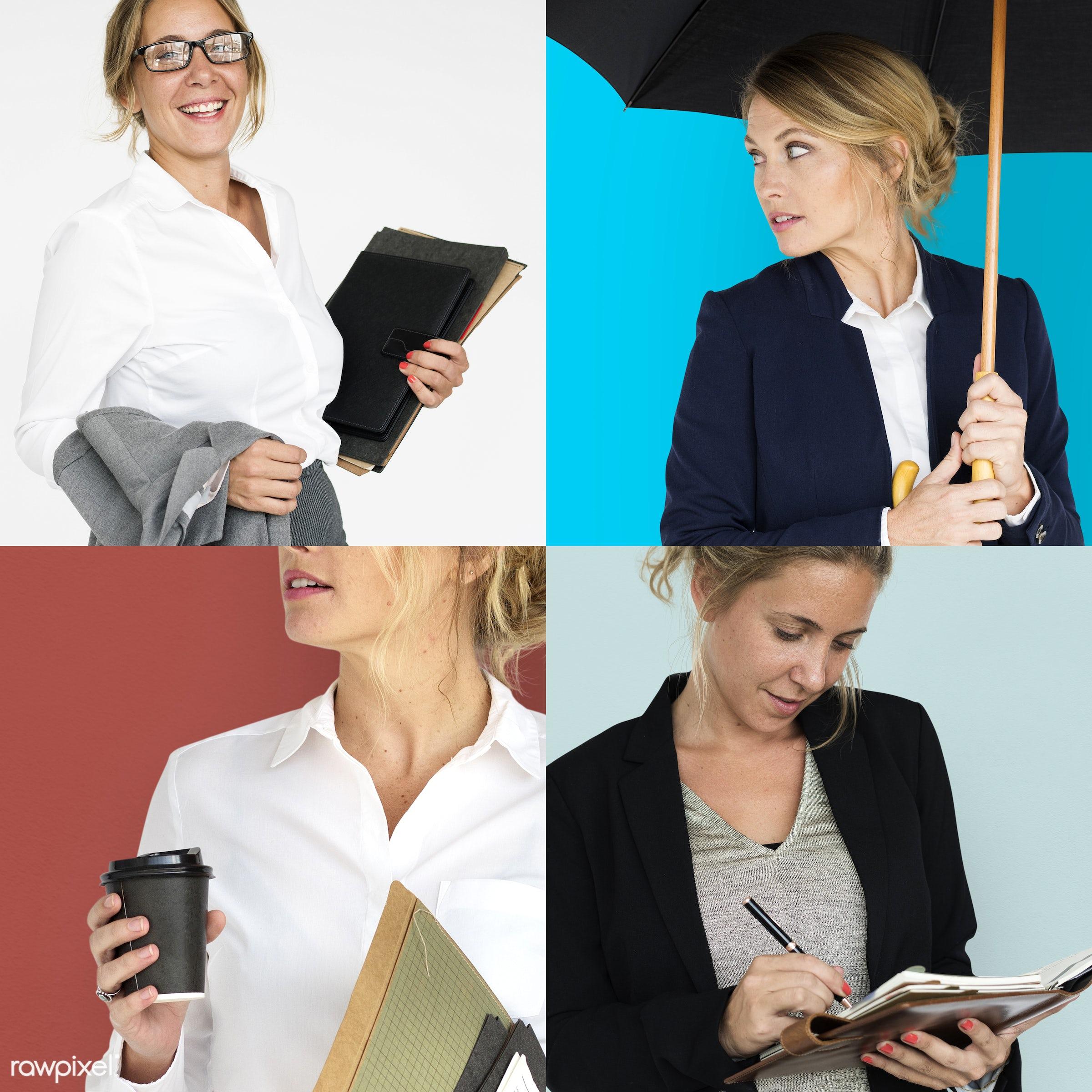 activities, adult, agenda, business, businesswomen, career, casual, cellphone, collage, communicate, communication,...