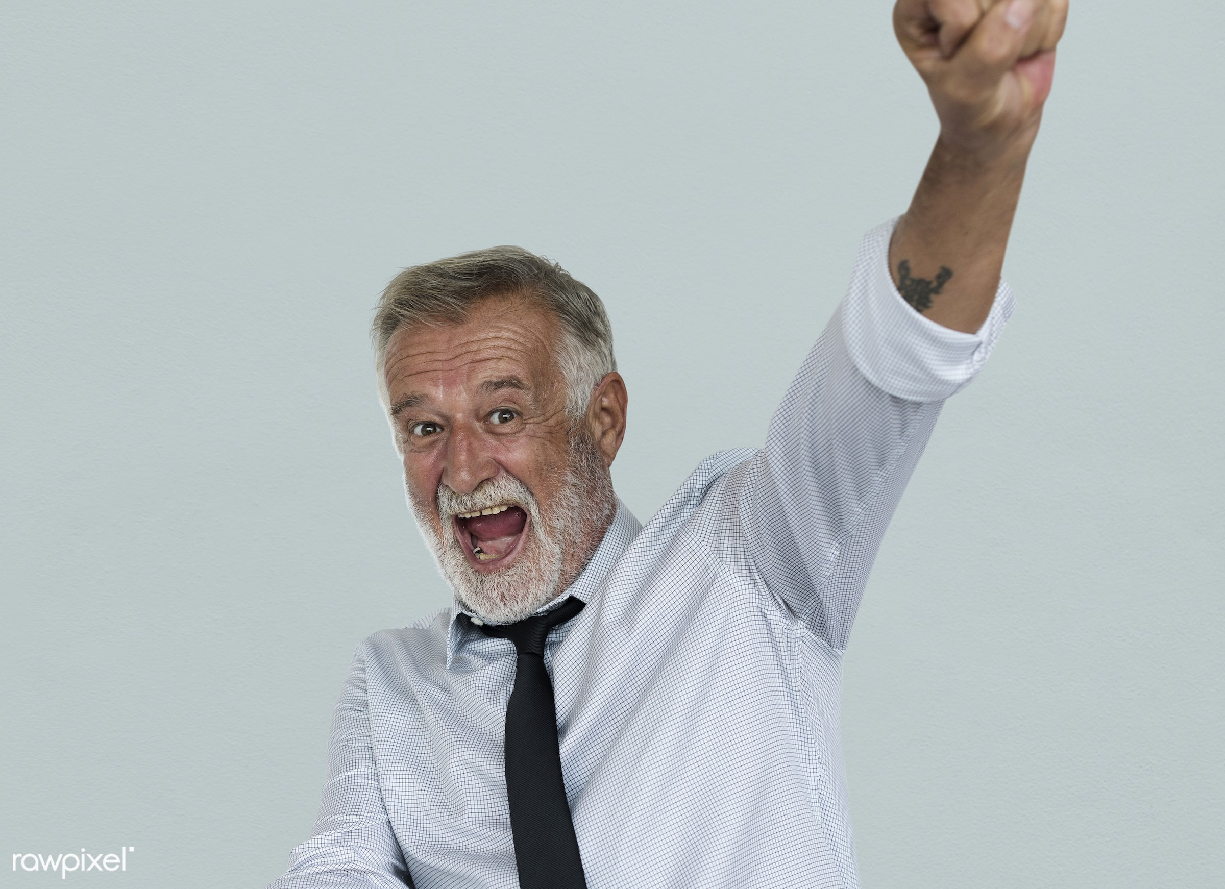 expression, studio, old, person, business wear, joy, people, caucasian, joyous, happy, smile, cheerful, smiling, formal...