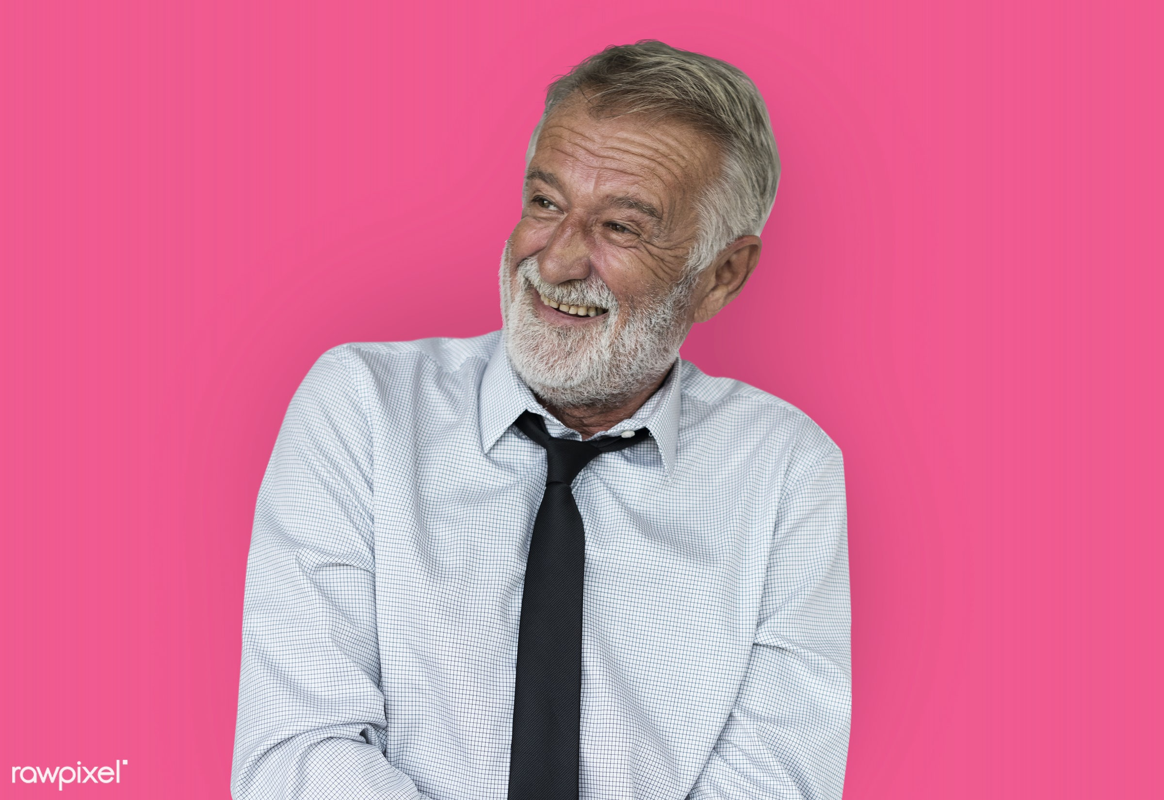 expression, studio, old, person, business wear, joy, people, caucasian, joyous, happy, smile, cheerful, smiling, man, formal...