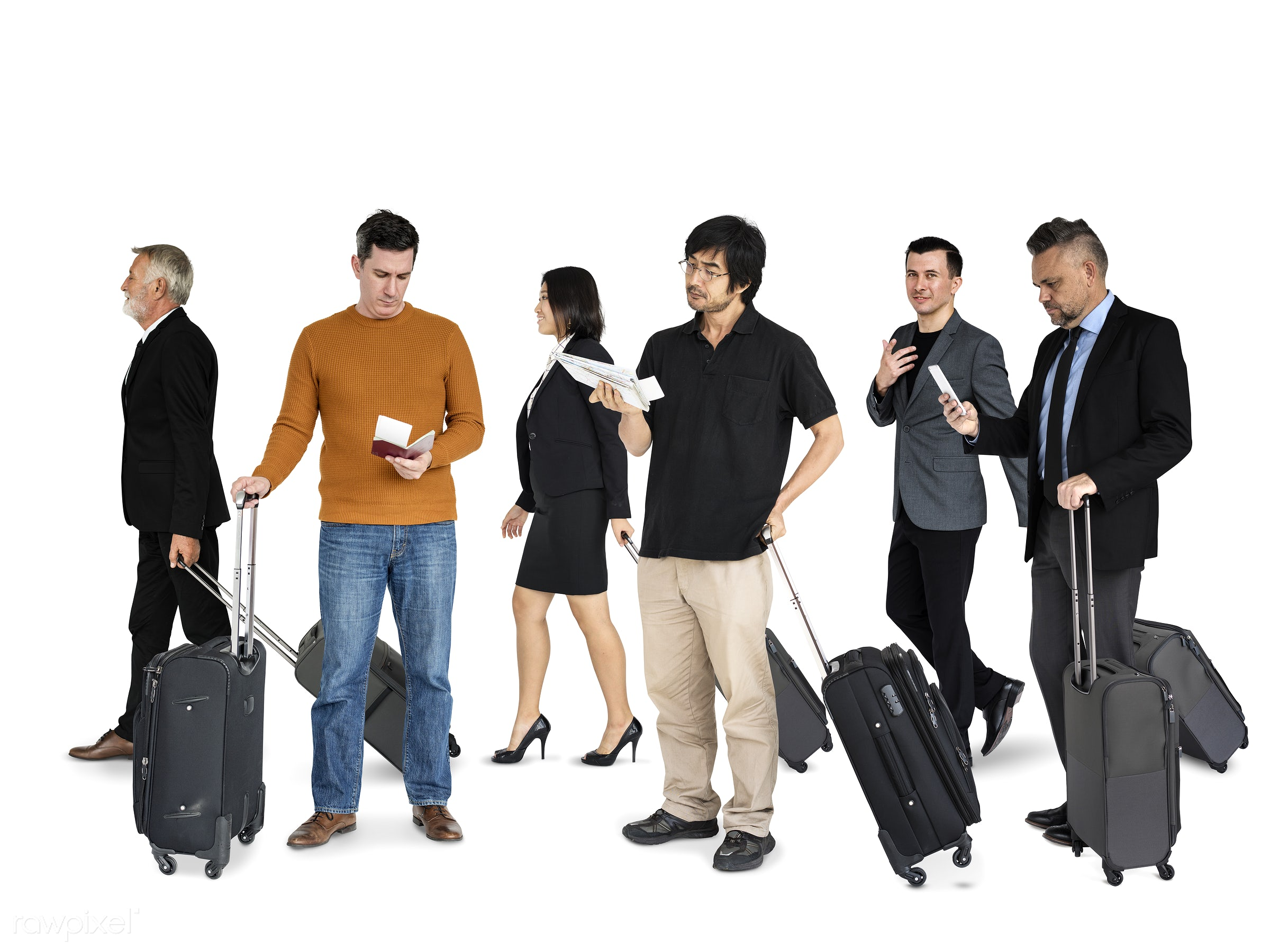 abroad, adult, asian, away, bag, business, businessmen, candid, casual, caucasian, diverse, diversity, ethnicity, expression...
