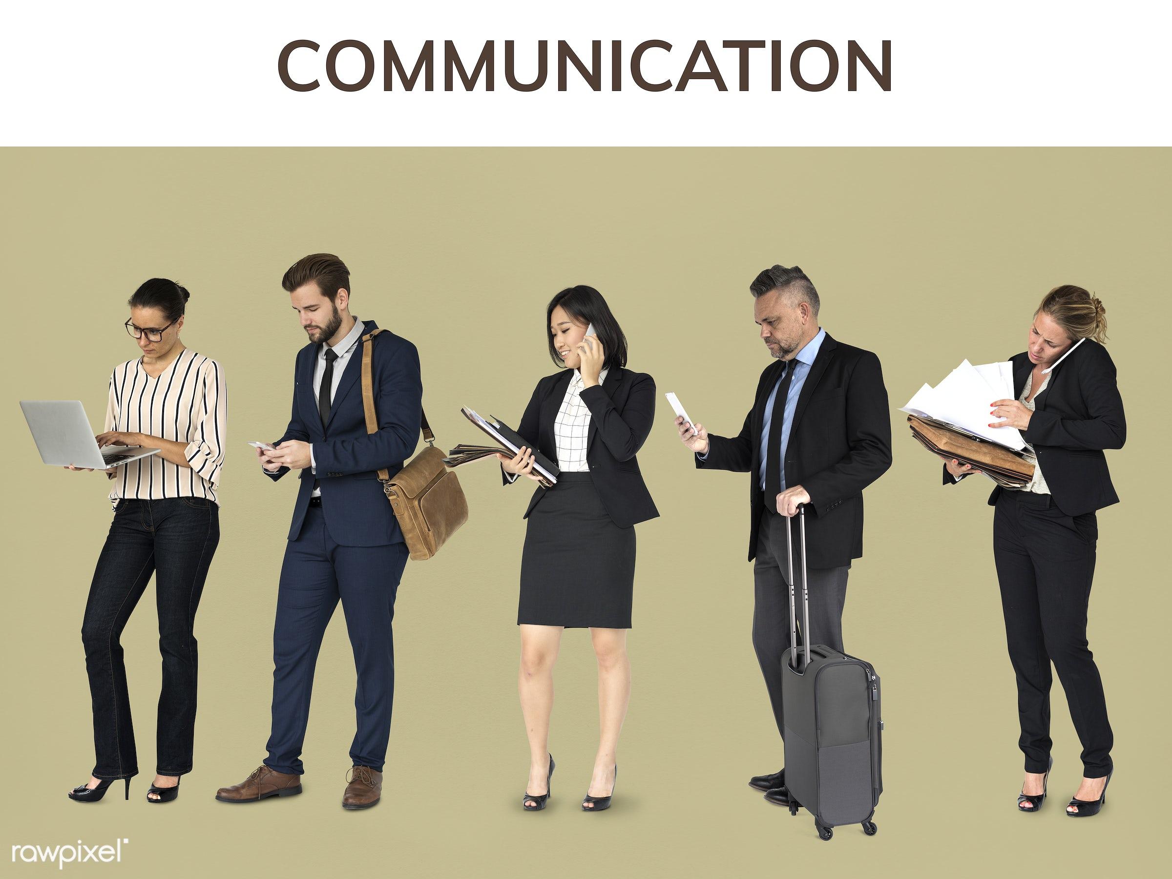 adult, african descent, asian, business, businessmen, businesswomen, busy, career, caucasian, collection, communication,...