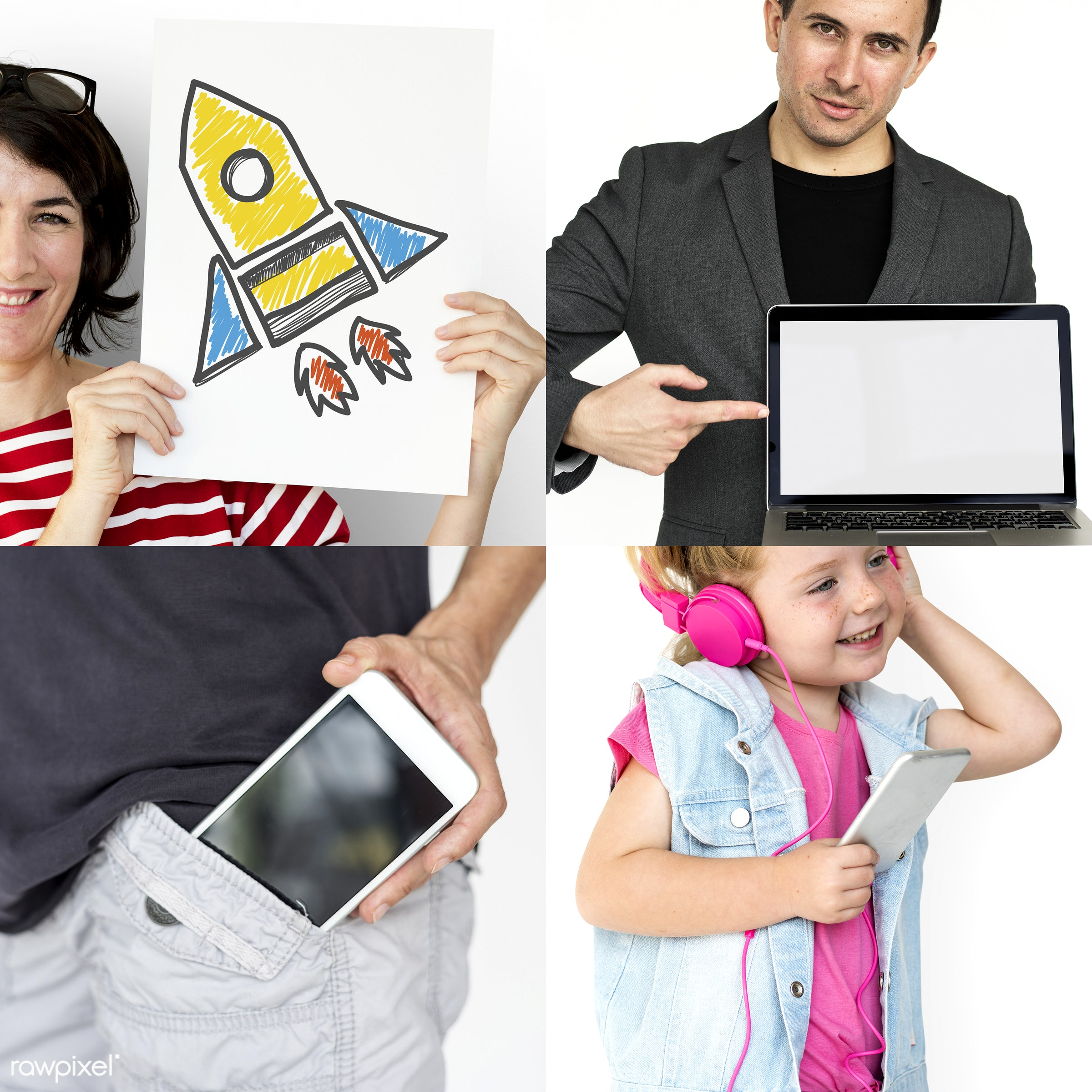 invention, studio, person, technology, set, children, use, people, network, kid, child, life, rocket, woman, social,...