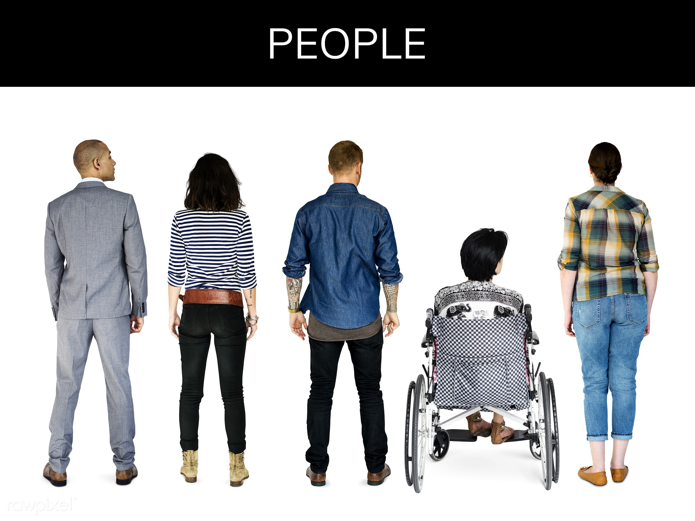 studio, gentlemen, person, diverse, race, people, together, attraction, caucasian, woman, lifestyle, mixed race, studio...