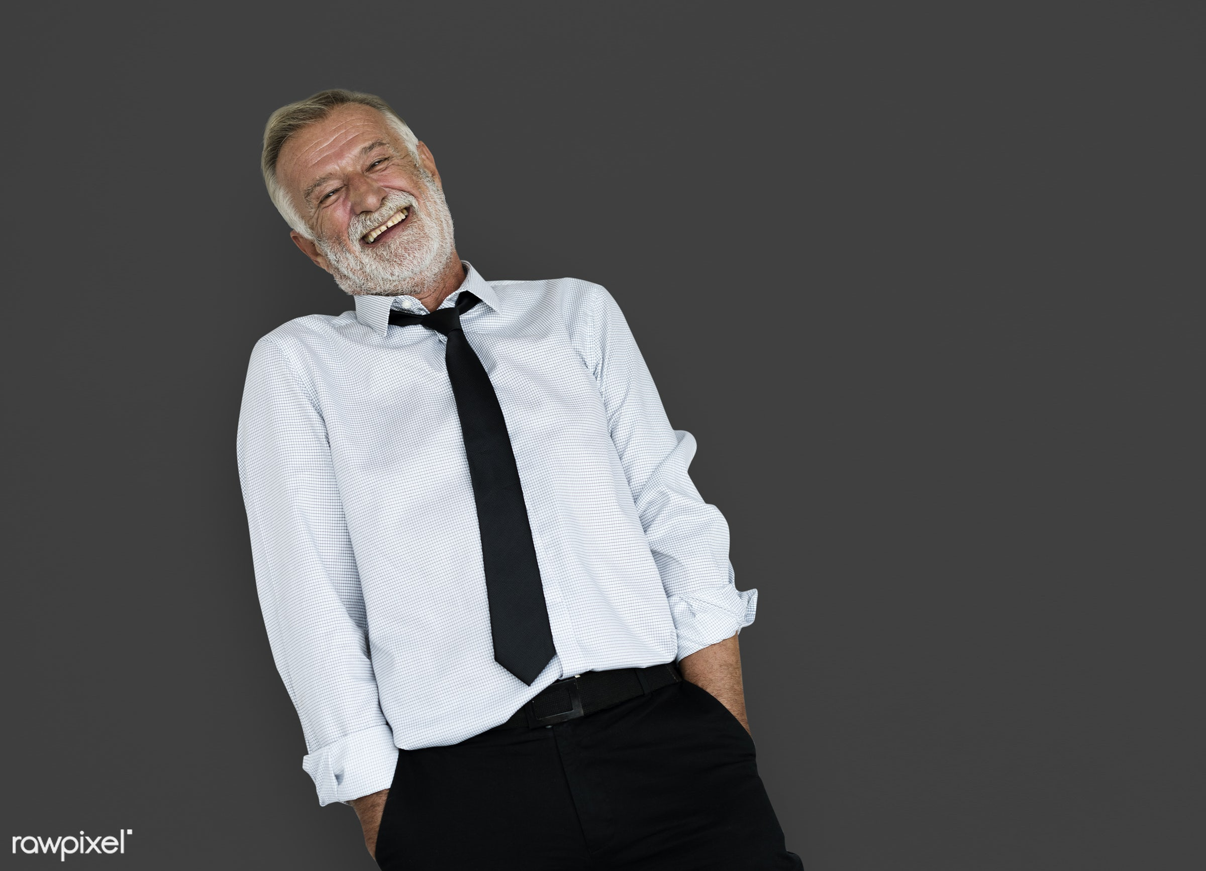 expression, studio, old, person, business wear, people, business, caucasian, happy, brainstorm, smile, cheerful, smiling,...
