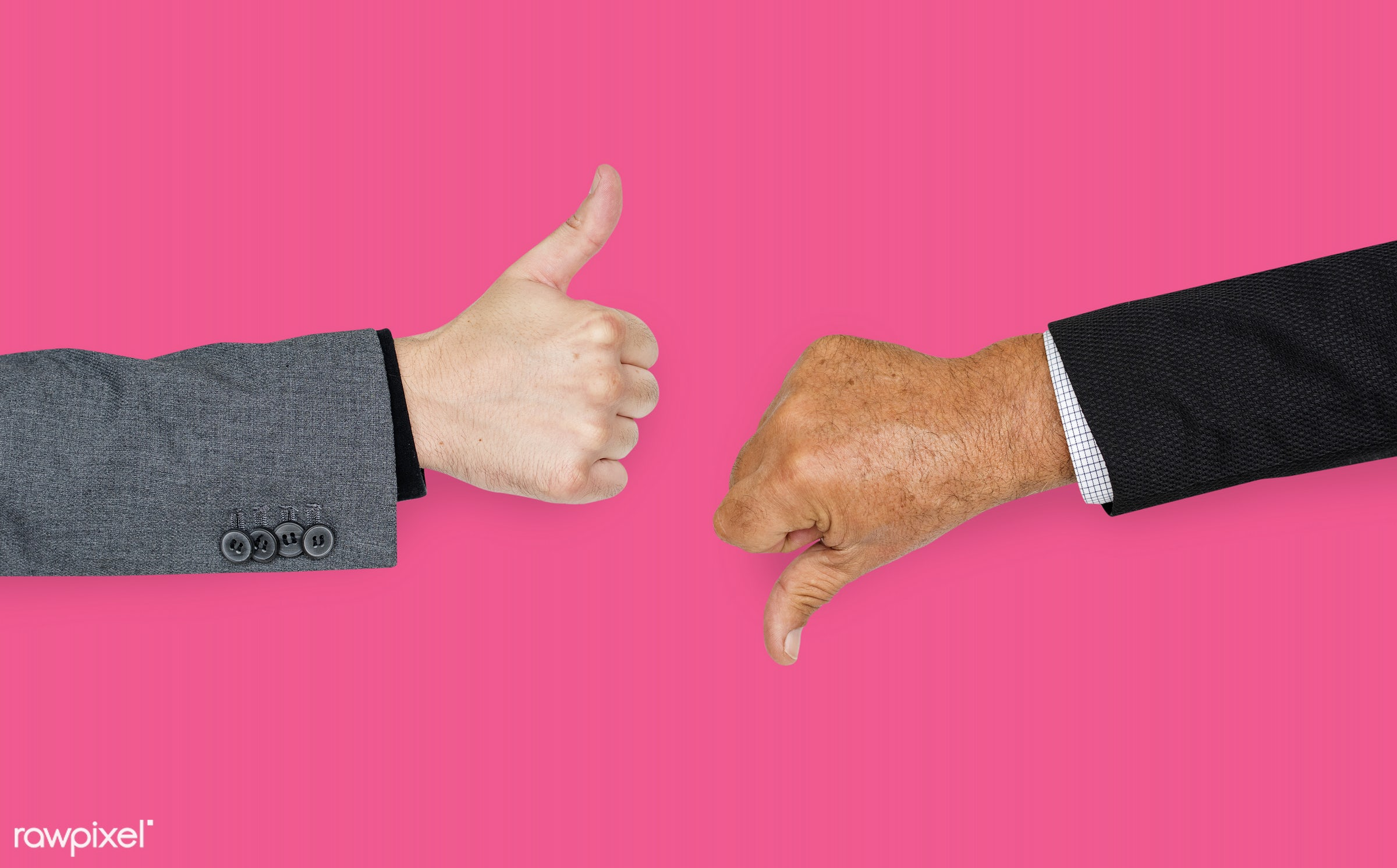 studio, expression, no, good, feedback, fail, awesome, pink, ok, positive, cool, isolated, approve, symbol, human hand,...