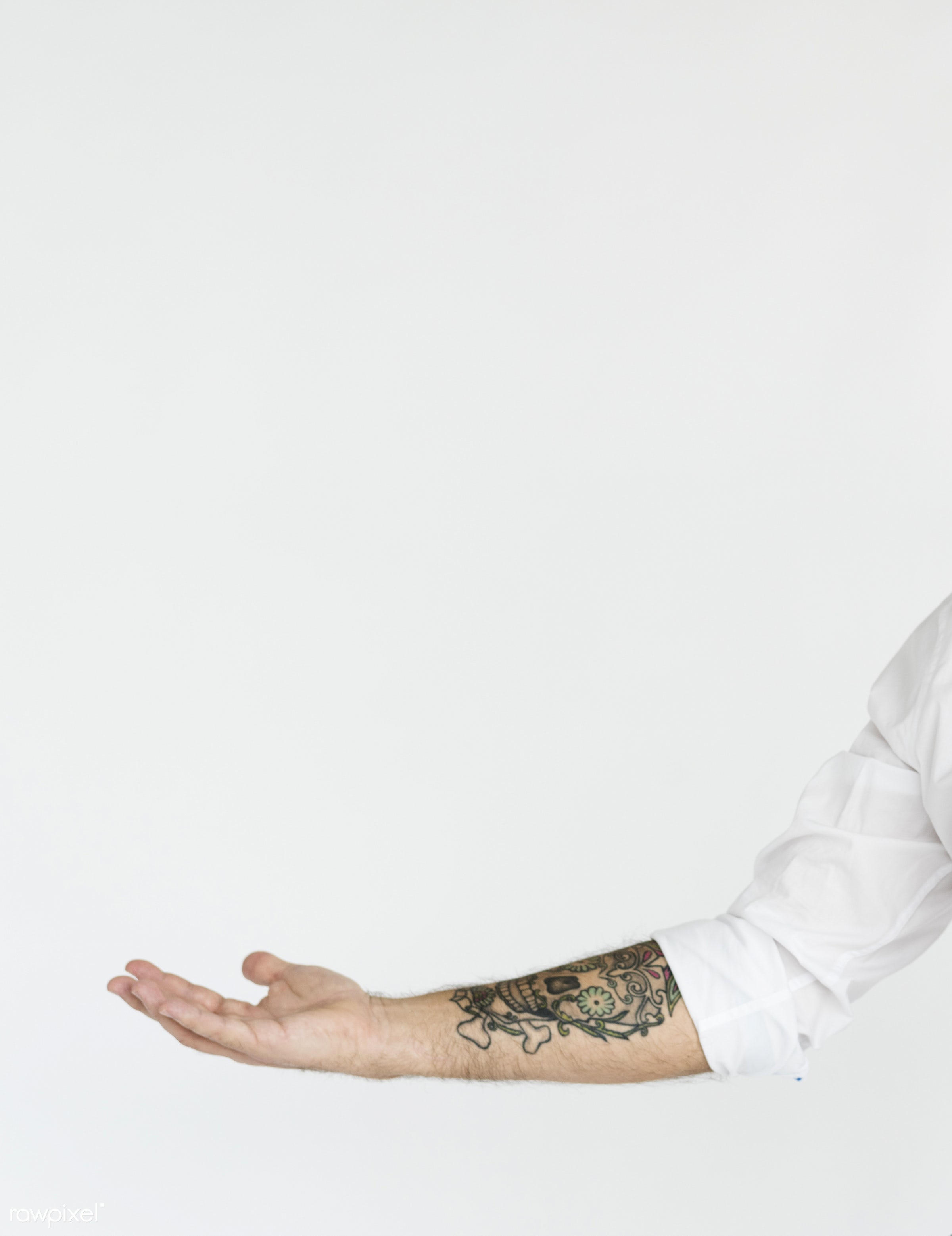 studio, person, one, people, business, modern, businessman, style, attractive, tattoo, man, isolated, occupation, male,...