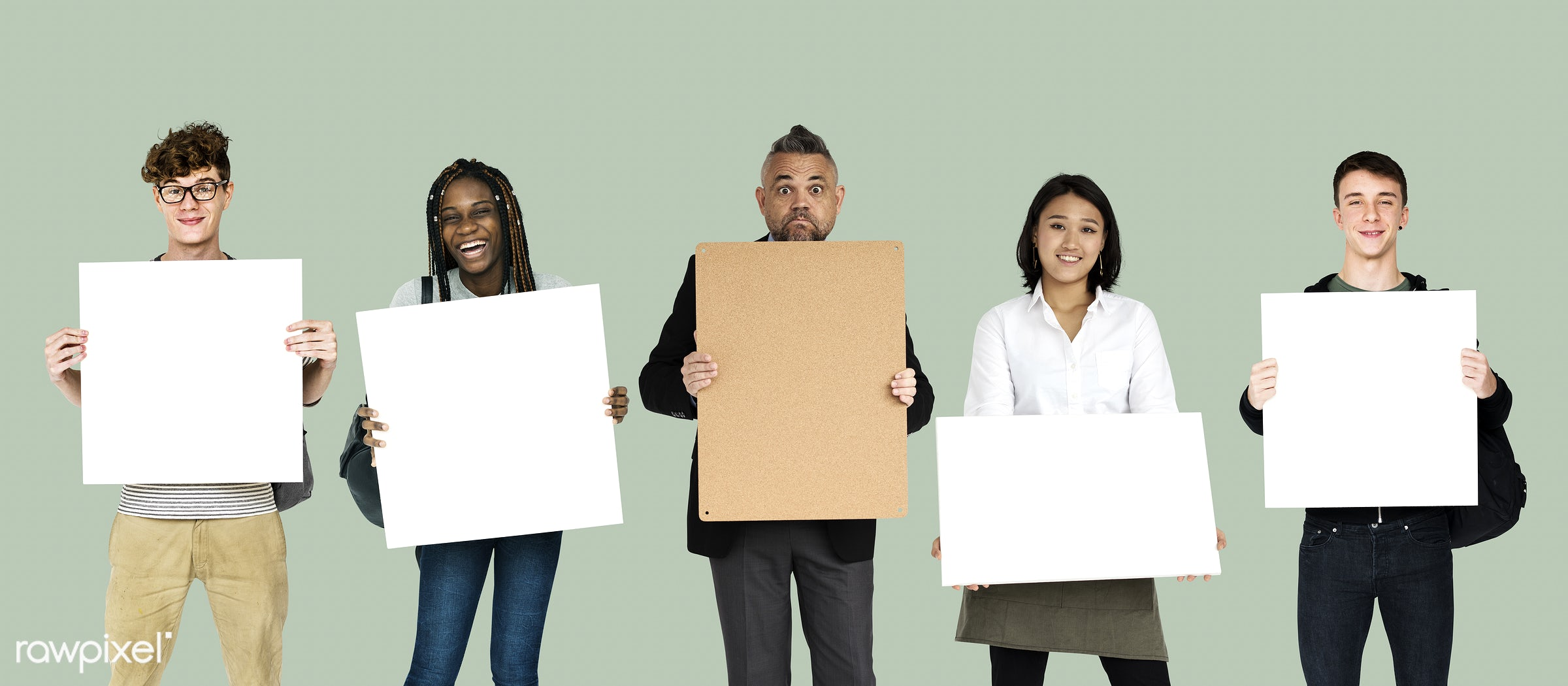 expression, studio, face, copy space, person, african, paper, show, recreation, people, asian, caucasian, placard, life,...