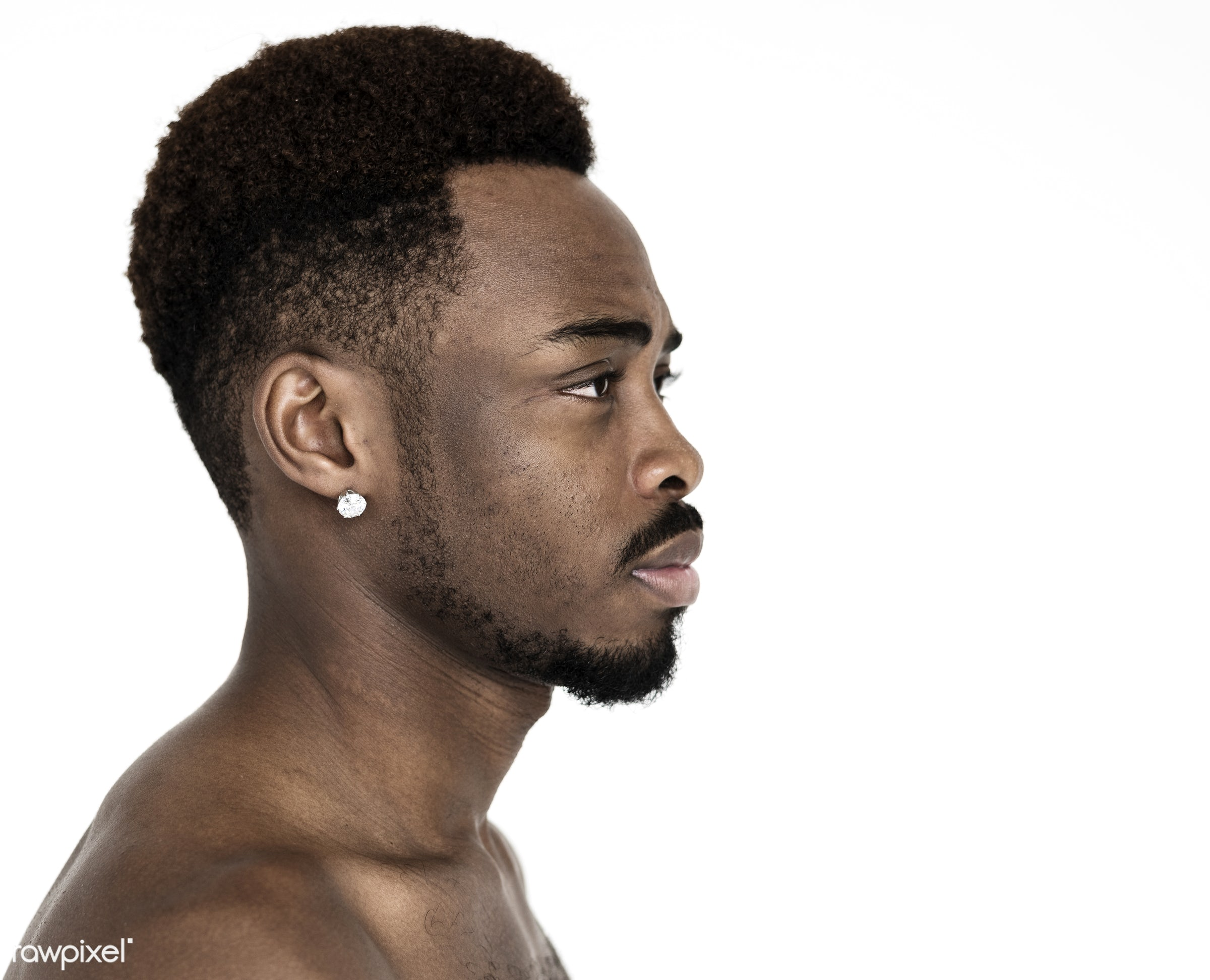 expression, studio, model, person, african, people, race, style, casual, lifestyle, man, isolated, male, descent, emotion,...