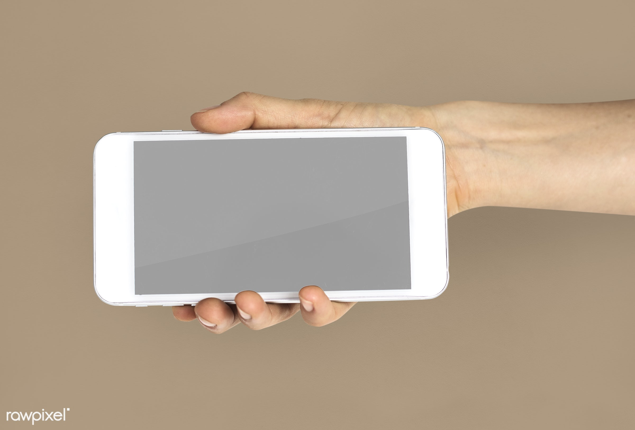 studio, call, person, phone, portable, technology, holding, object, landscape, digital, people, network, online, mobile...