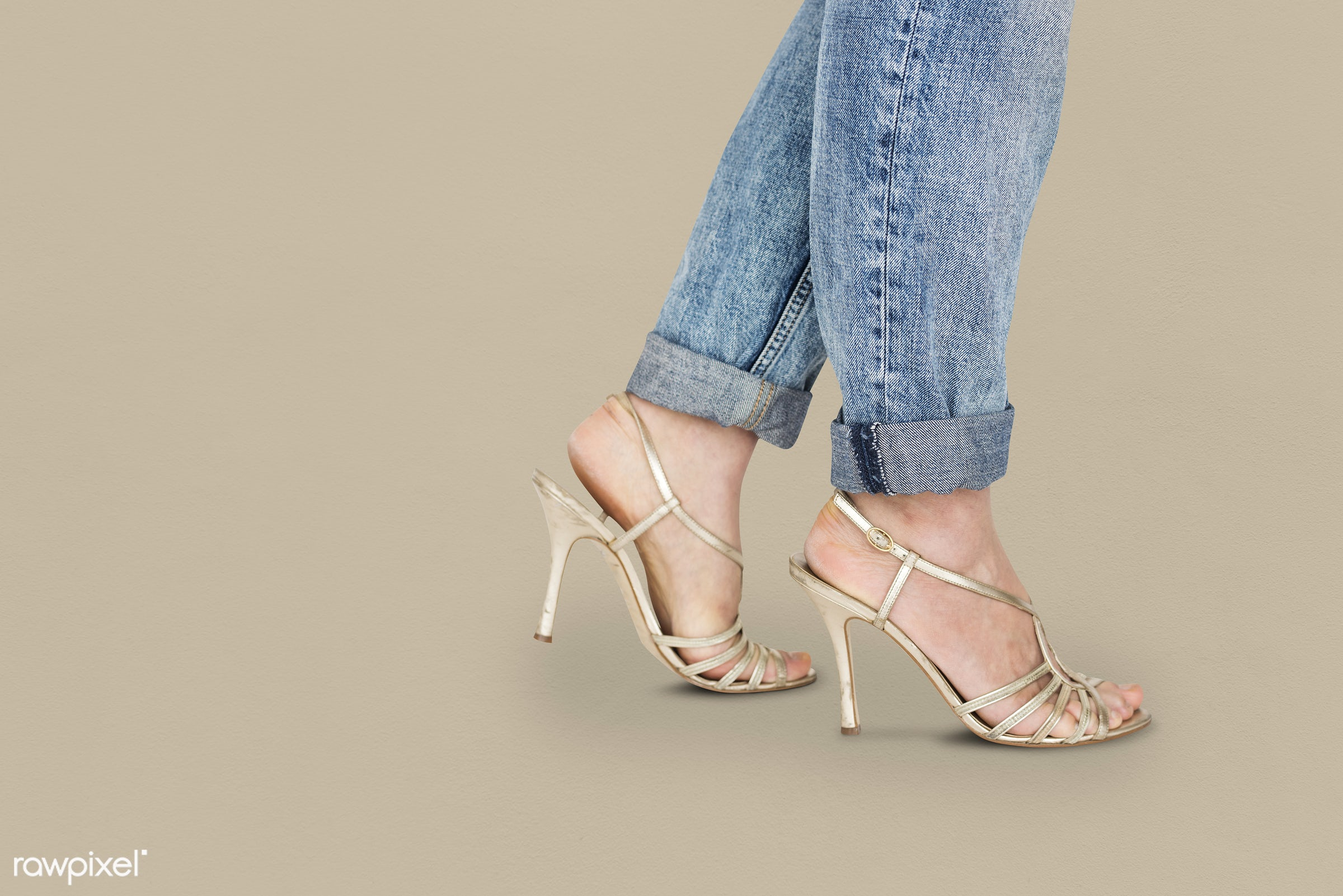 studio, pastel, fashion, model, person, people, race, style, solo, woman, lifestyle, casual, beige, feminism, shoes,...