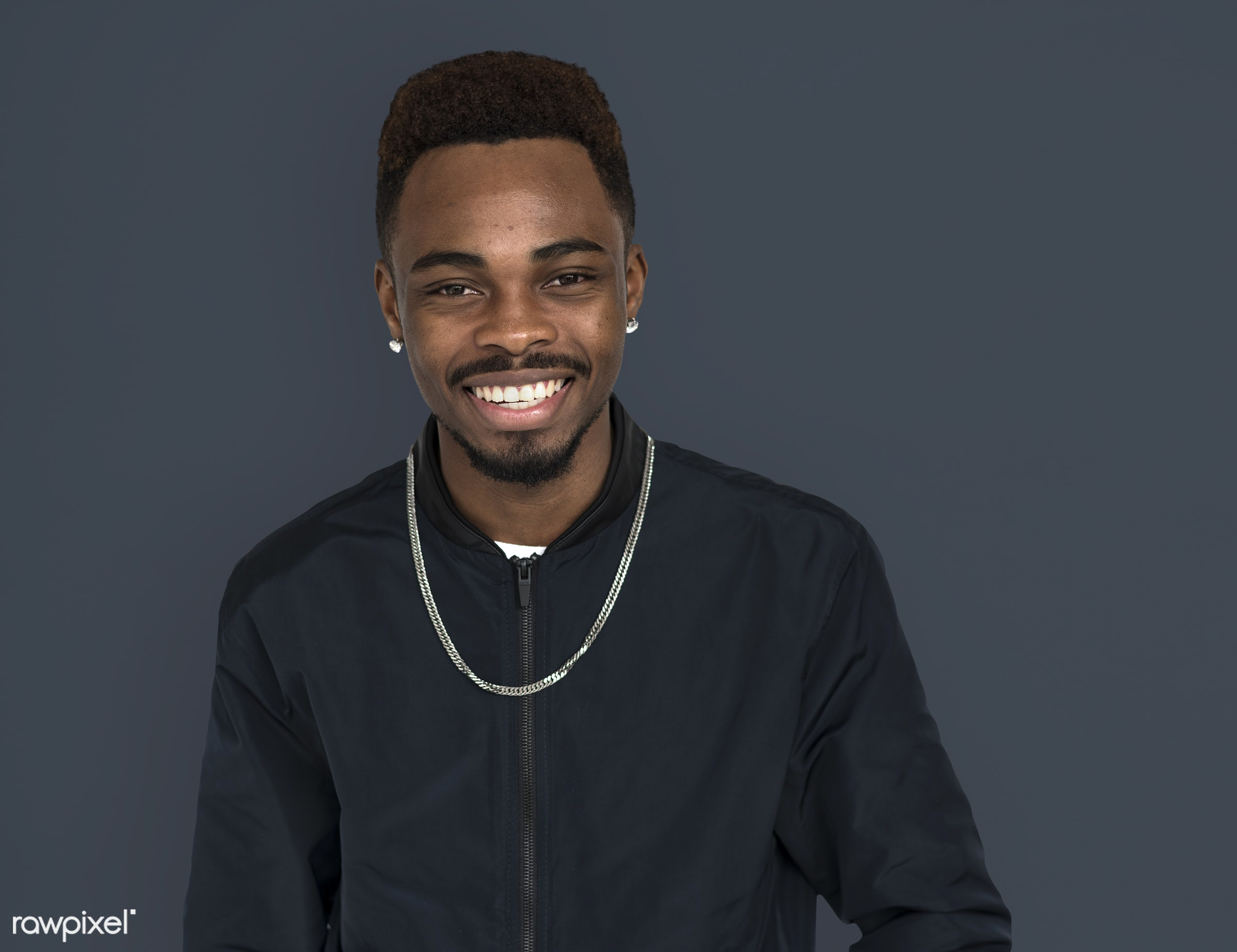 studio, model, person, african, people, race, style, solo, lifestyle, casual, smiling, man, isolated, guy, male, gesture,...