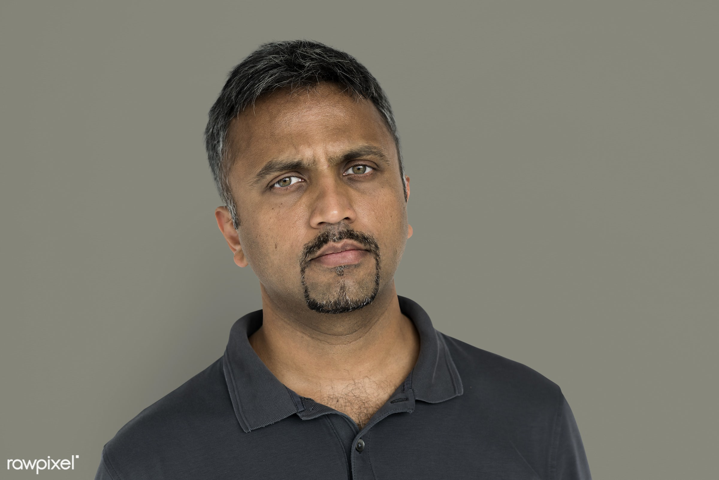 expression, studio, model, person, people, race, style, solo, lifestyle, casual, man, isolated, guy, male, indian, portrait...