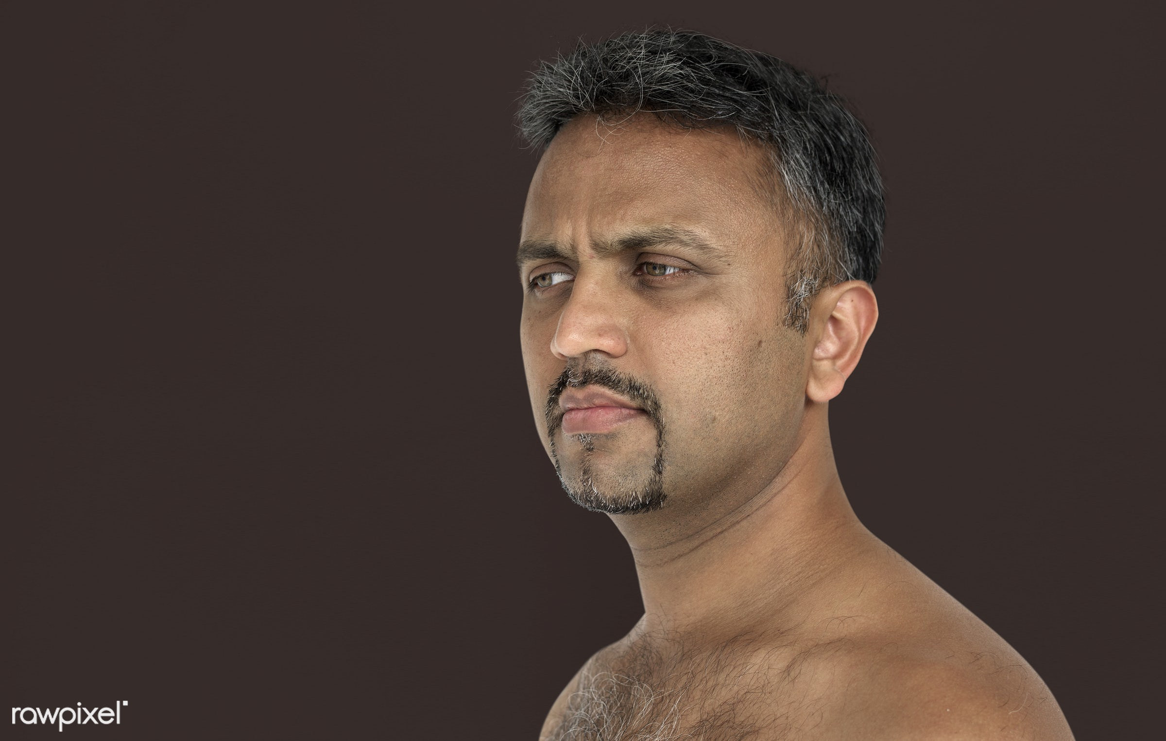 expression, studio, face, person, simple, show, people, face expression, pose, solo, side, american, attractive, lifestyle,...
