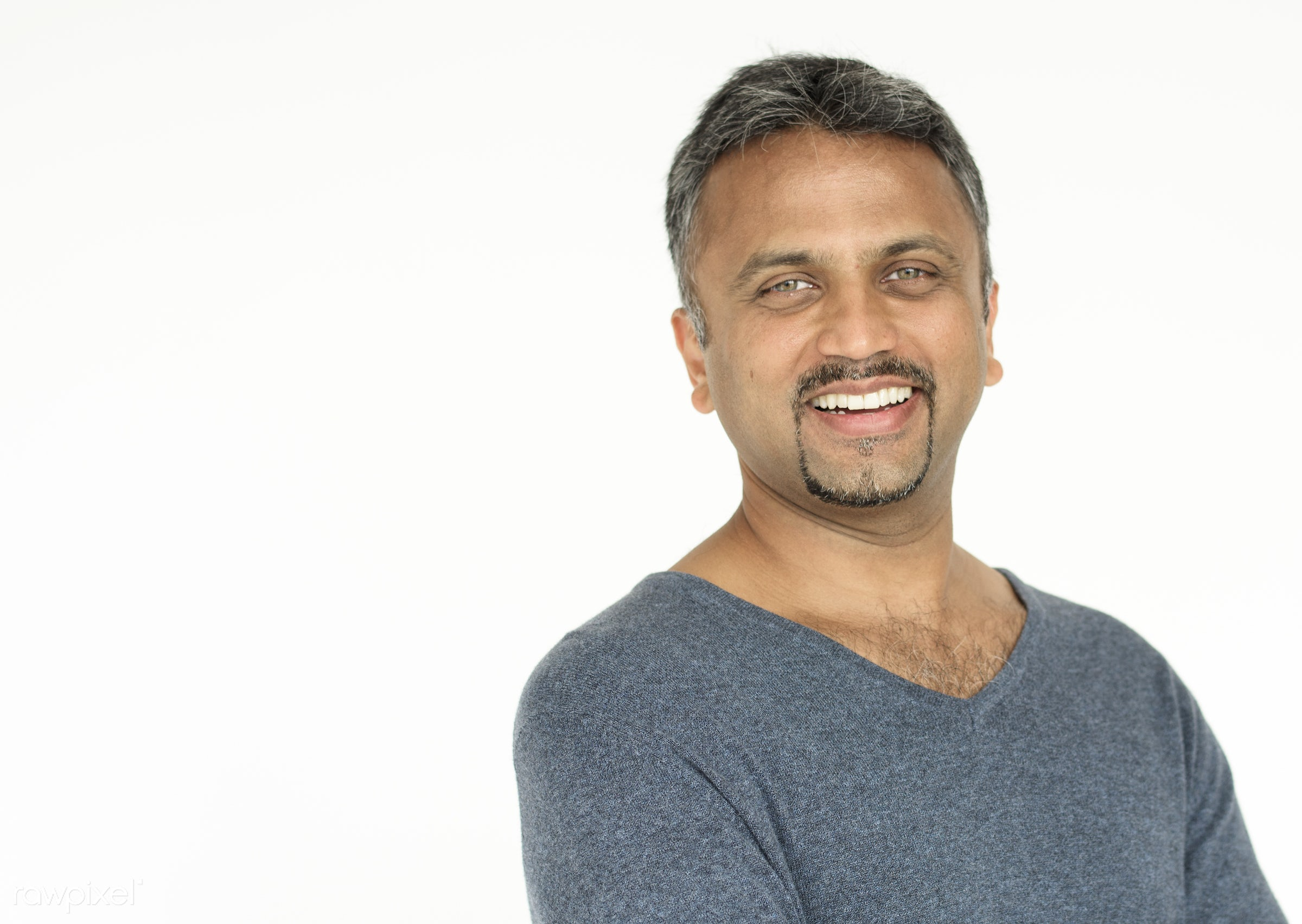 expression, studio, person, indian ethnicity, one, people, race, style, lifestyle, casual, smile, cheerful, smiling, man,...