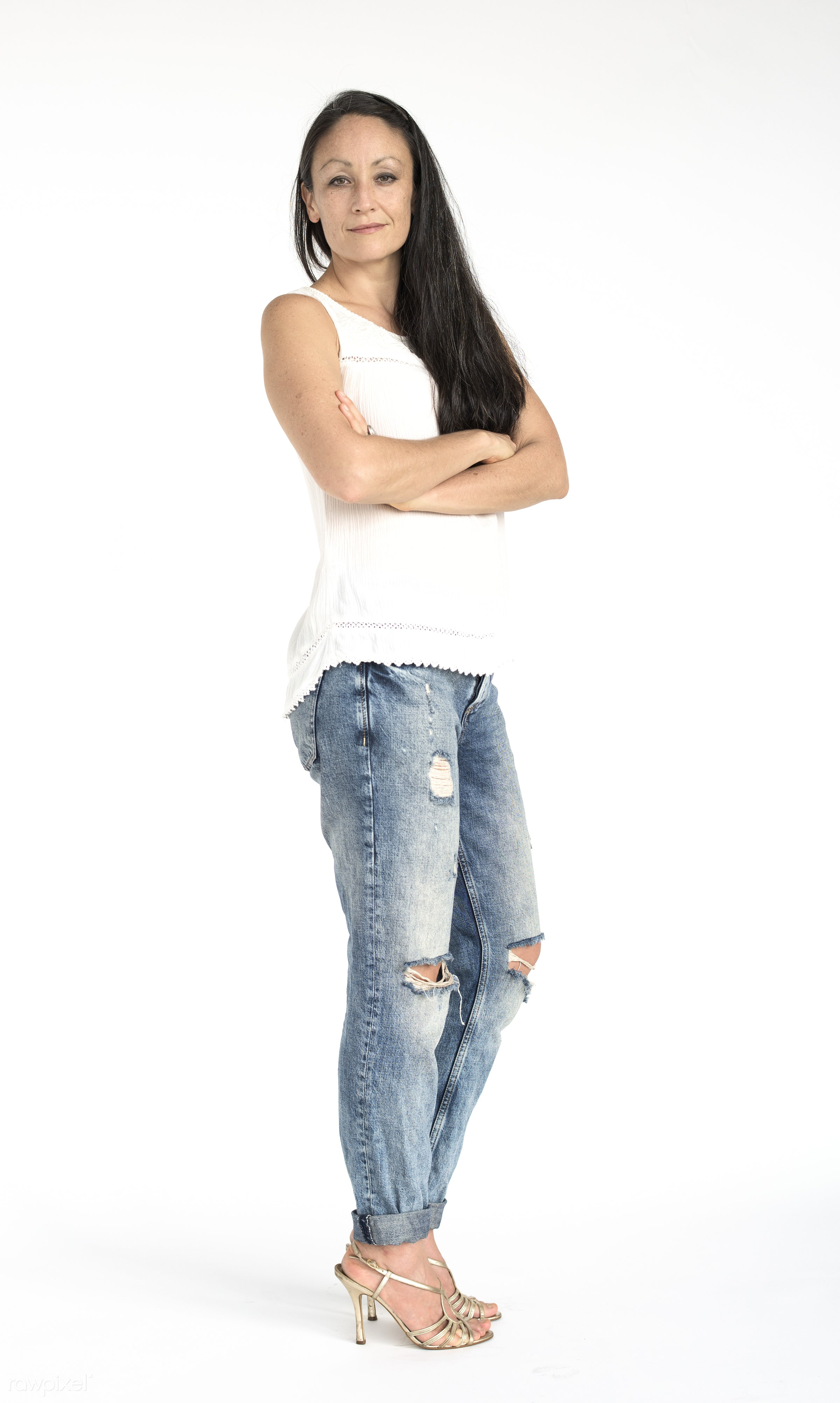 expression, studio, person, model, isolated on white, people, race, style, casual, lifestyle, isolated, white background,...