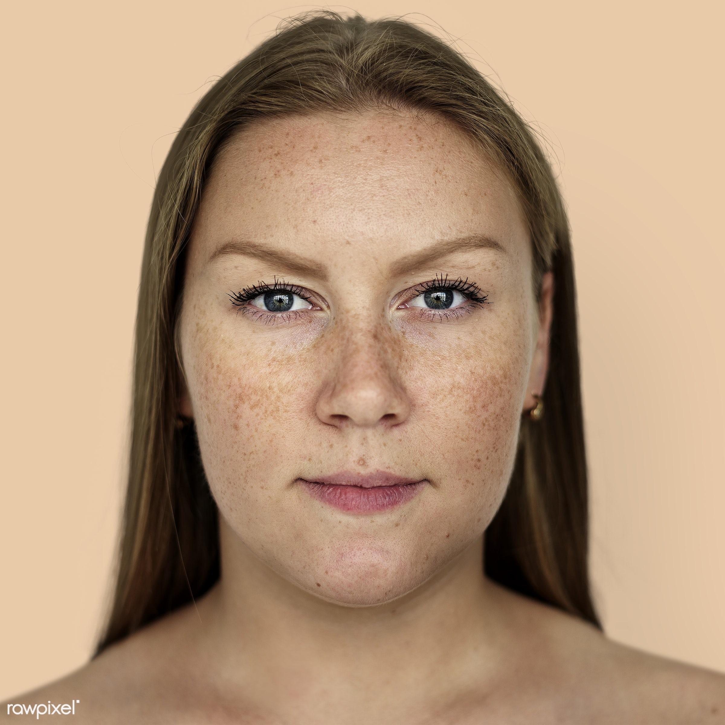Portrait of a Russian woman - alone, casual, caucasian, closeup, emotion, europe, european, expression, face, feeling,...