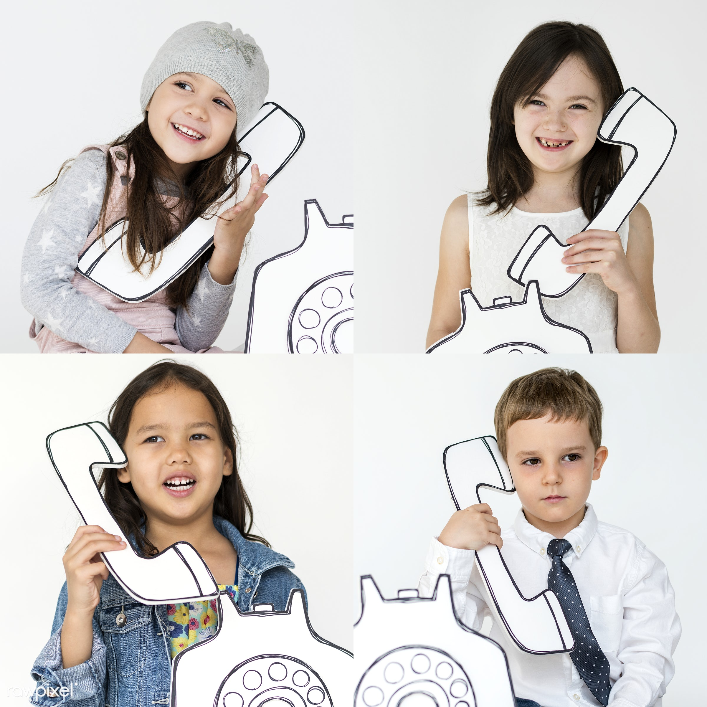 invention, studio, call, person, phone, technology, set, children, use, calling, people, child, life, communicate, woman,...