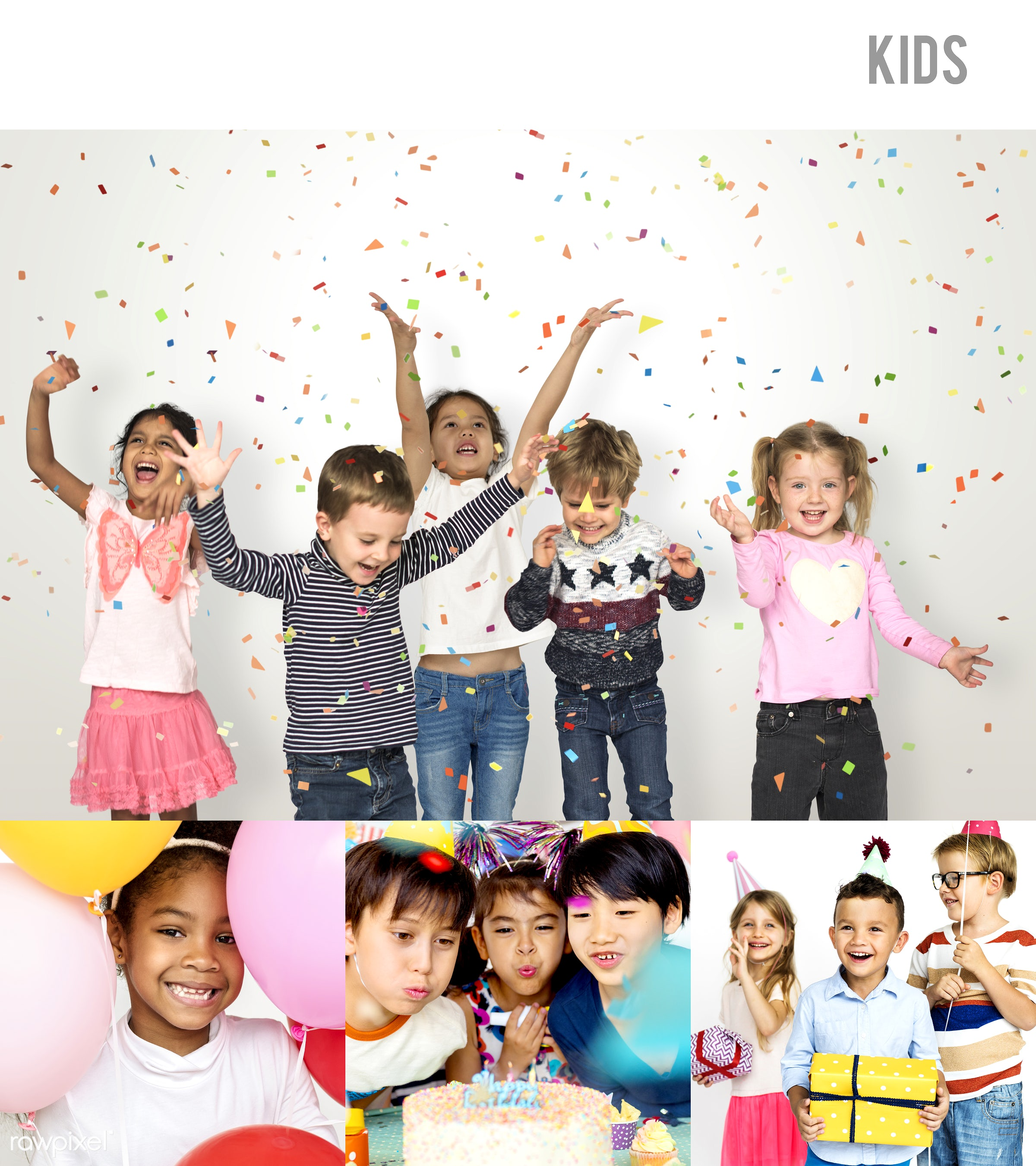 studio, person, little, party, people, together, kid, love, teamwork, friends, friendship, childhood, cheerful, isolated,...