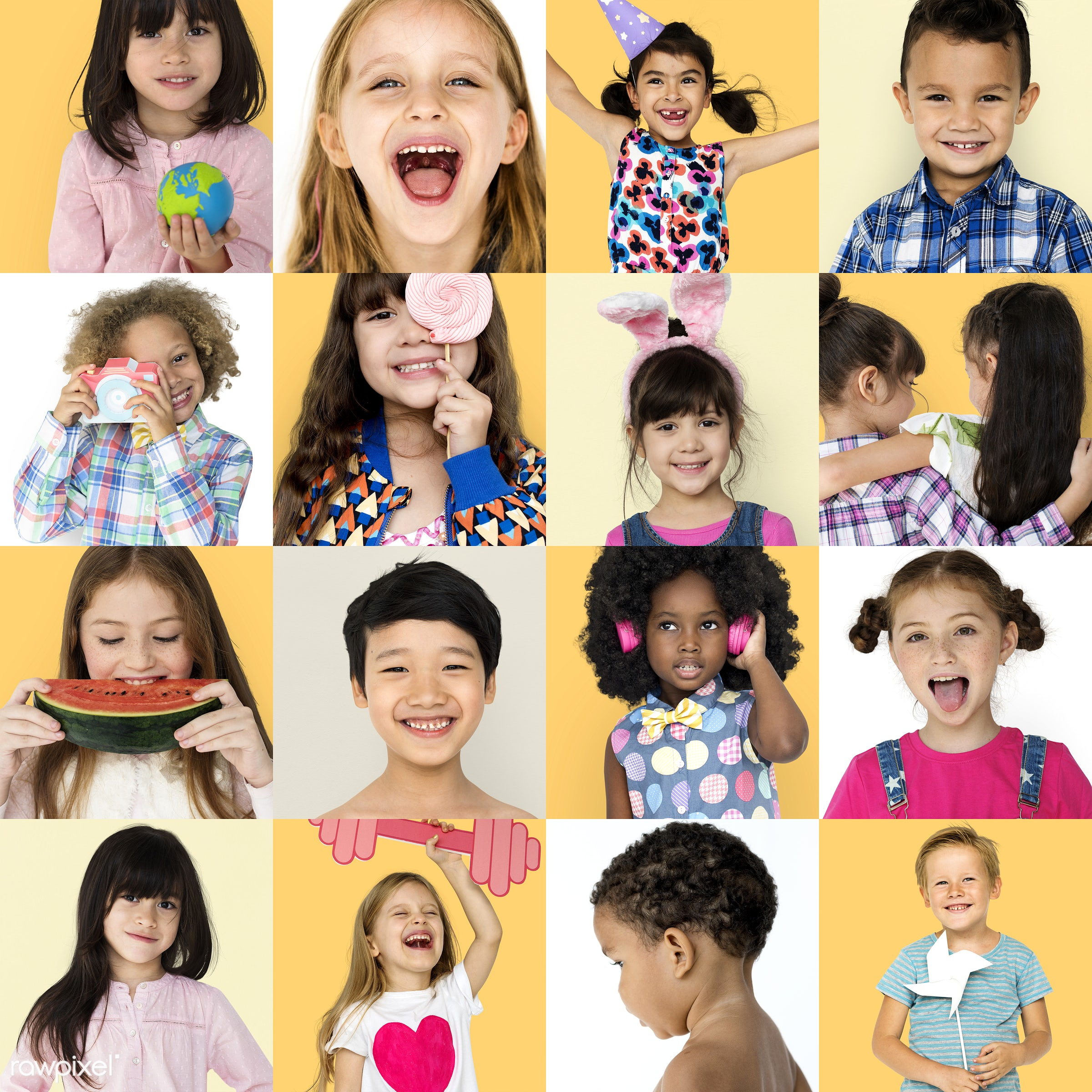 studio, person, diverse, purity, little, people, race, kid, childhood, cheerful, isolated, little girl, happiness, leisure,...