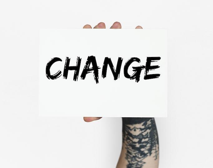 Change Choice Improvement Motivation Solutions