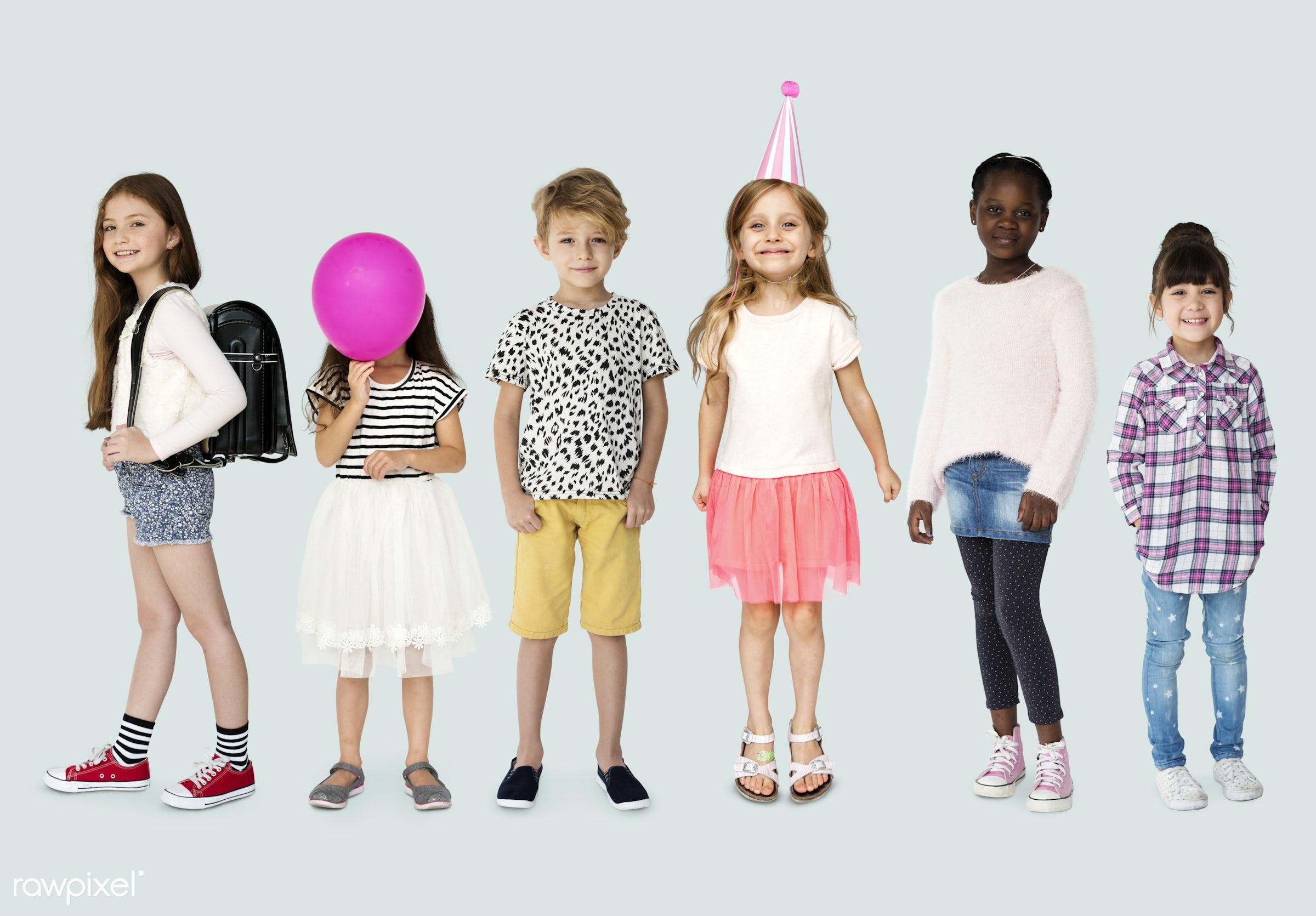 studio, person, diverse, innocent, little, entertain, recreation, people, caucasian, asian, little girls, lifestyle,...
