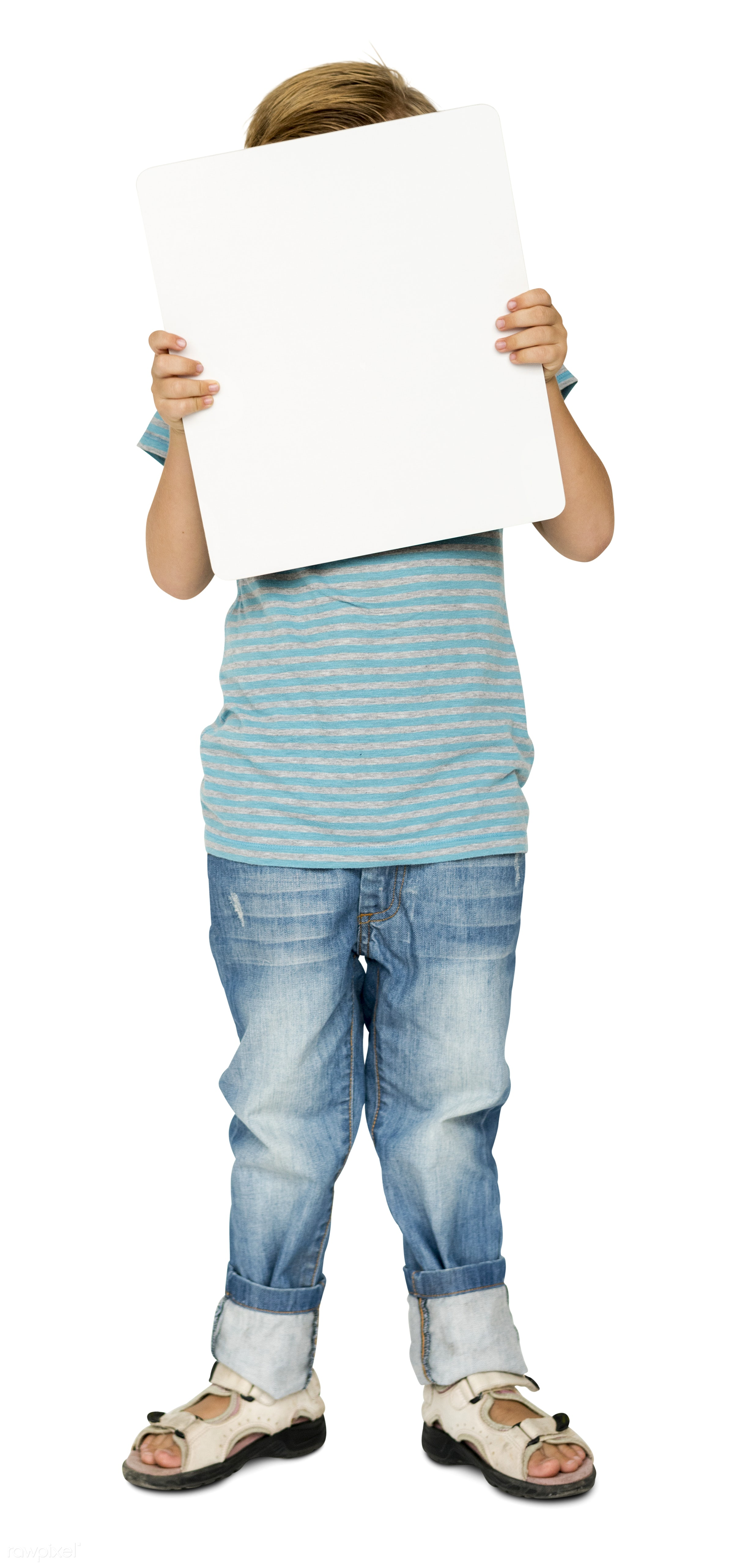 studio, expression, person, holding, little, show, people, kid, caucasian, placard, solo, empty, smile, alone, cheerful,...