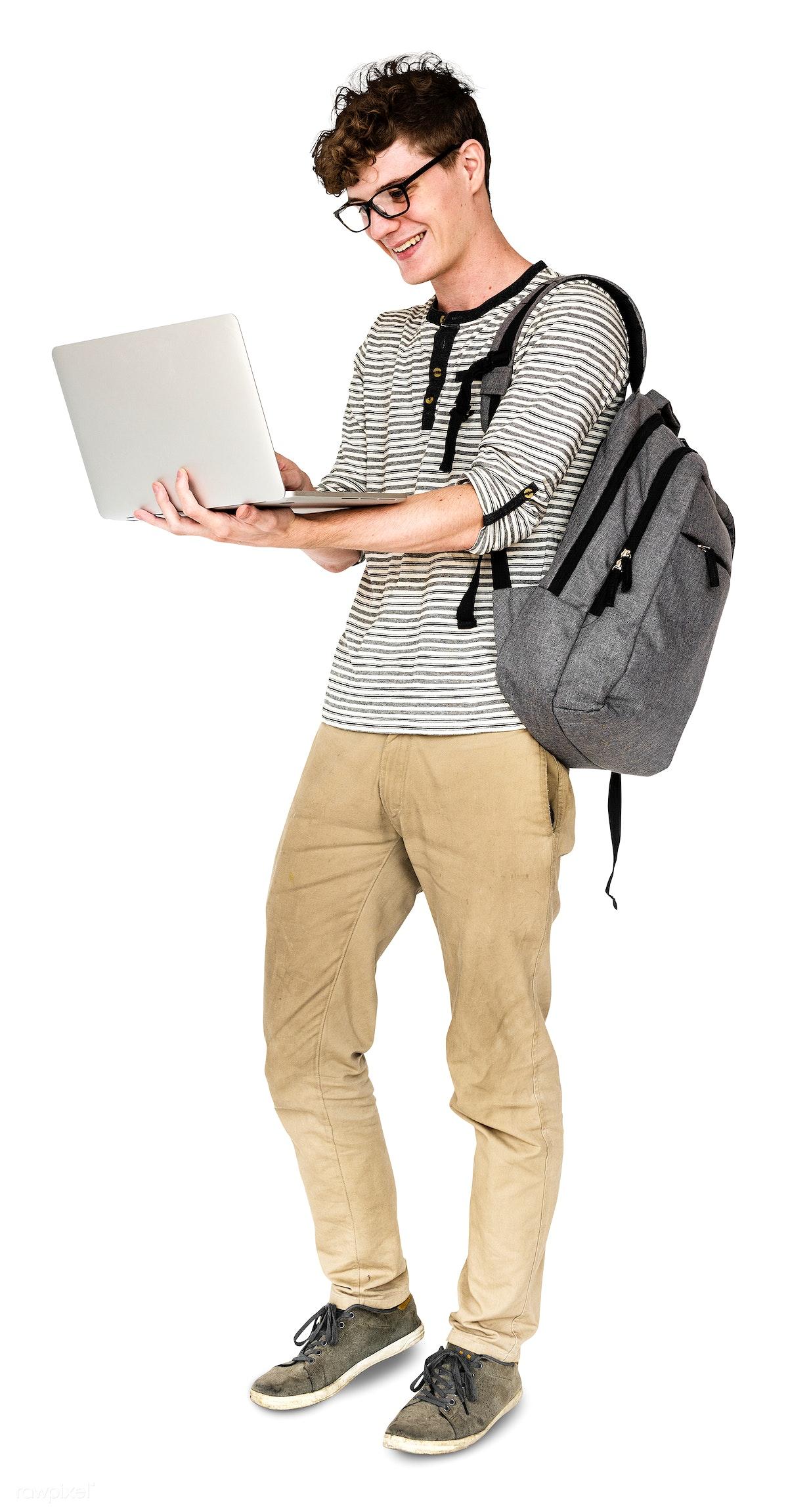 664da5224cf24 Computer background boy