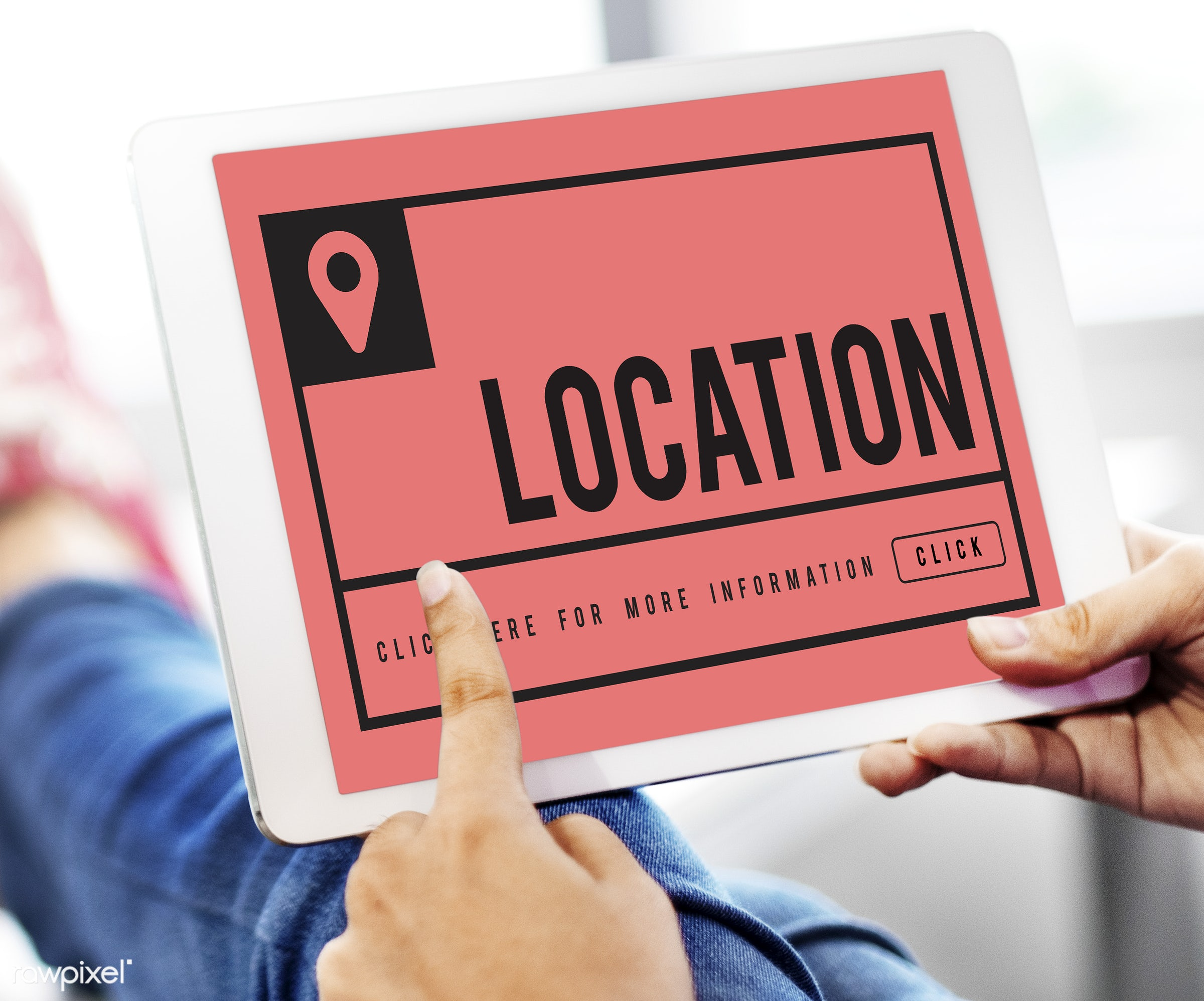 application, browsing, casual, destination, digital tablet, direction, gps, graphic, guide, hands, icon, information,...