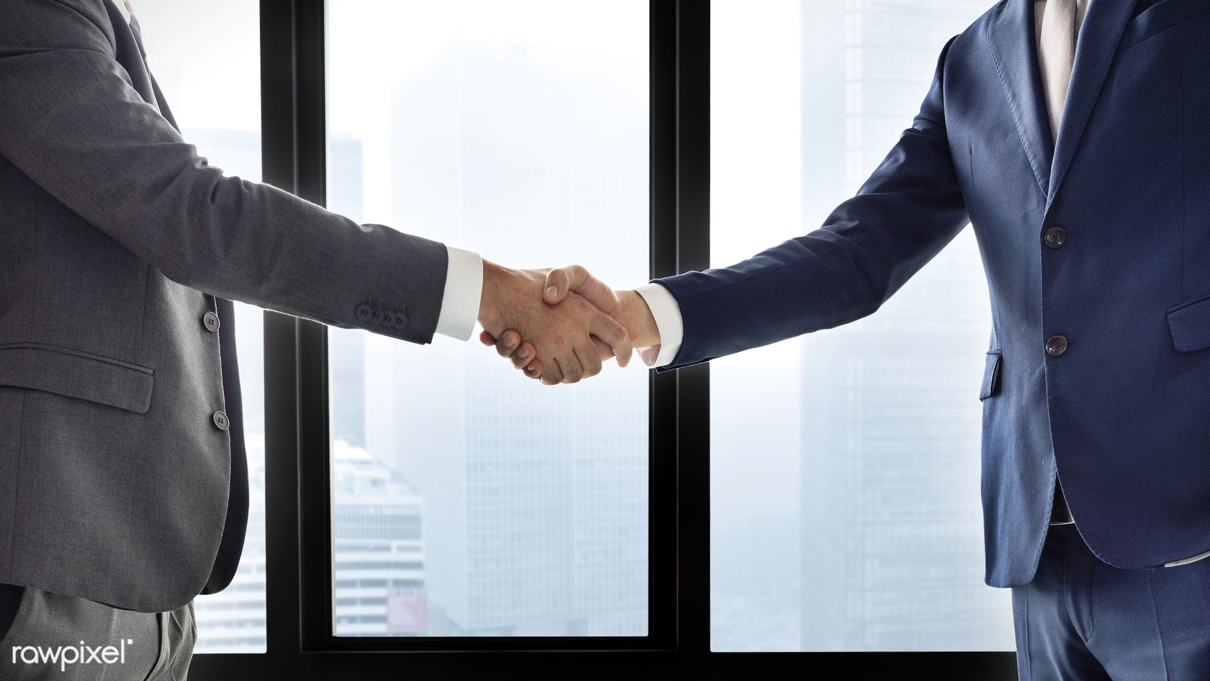 Building a business relationship - business, handshaking, improvement, investment, advice, agreement, business meeting,...