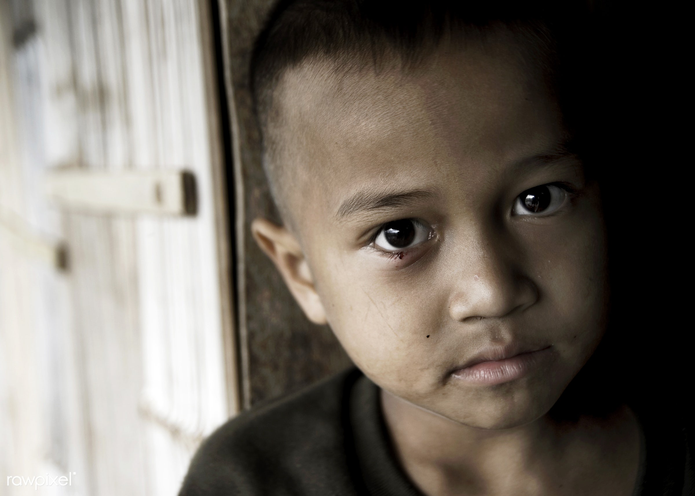 asian, boy, cheerful, child, childhood, emotion, expression, face, little boys, male, people, portrait, thoughtful