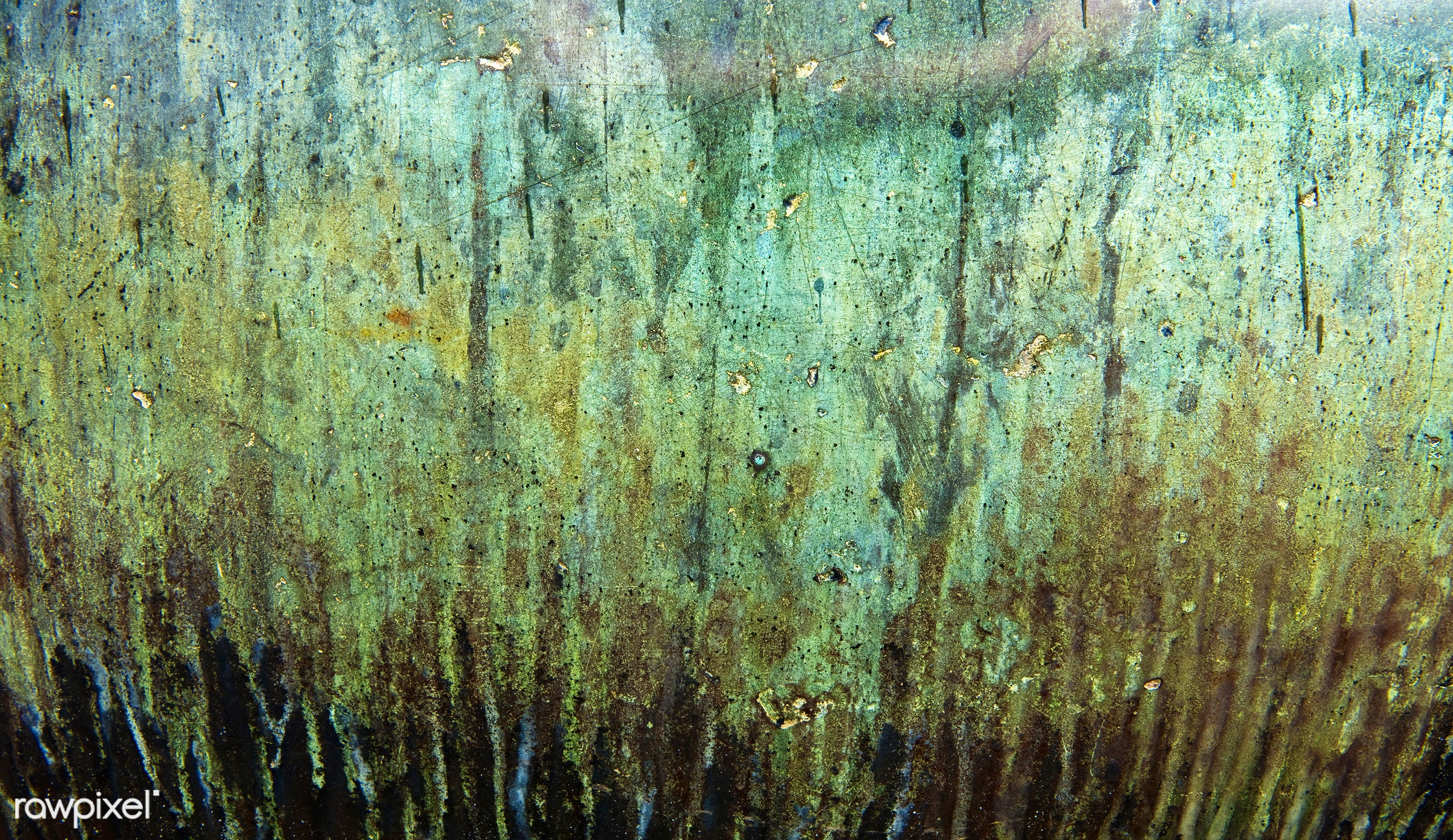 abstract, art, background, closeup, color, creativity, damaged, dirty, material, metal, metallic, paint, rotting, rough,...