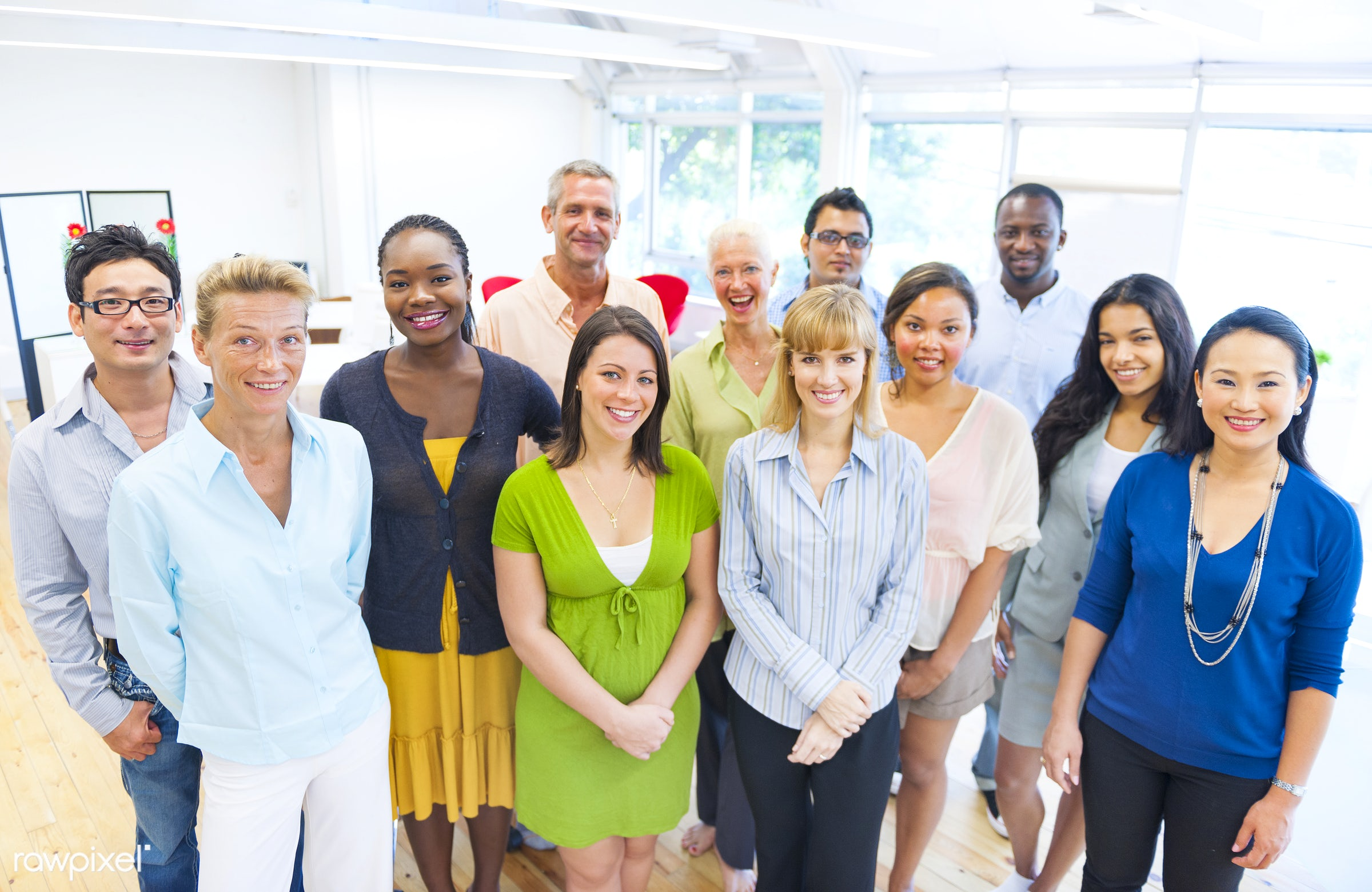 african american, african descent, asian, black, business, career, caucasian, cheerful, collaboration, colleagues,...