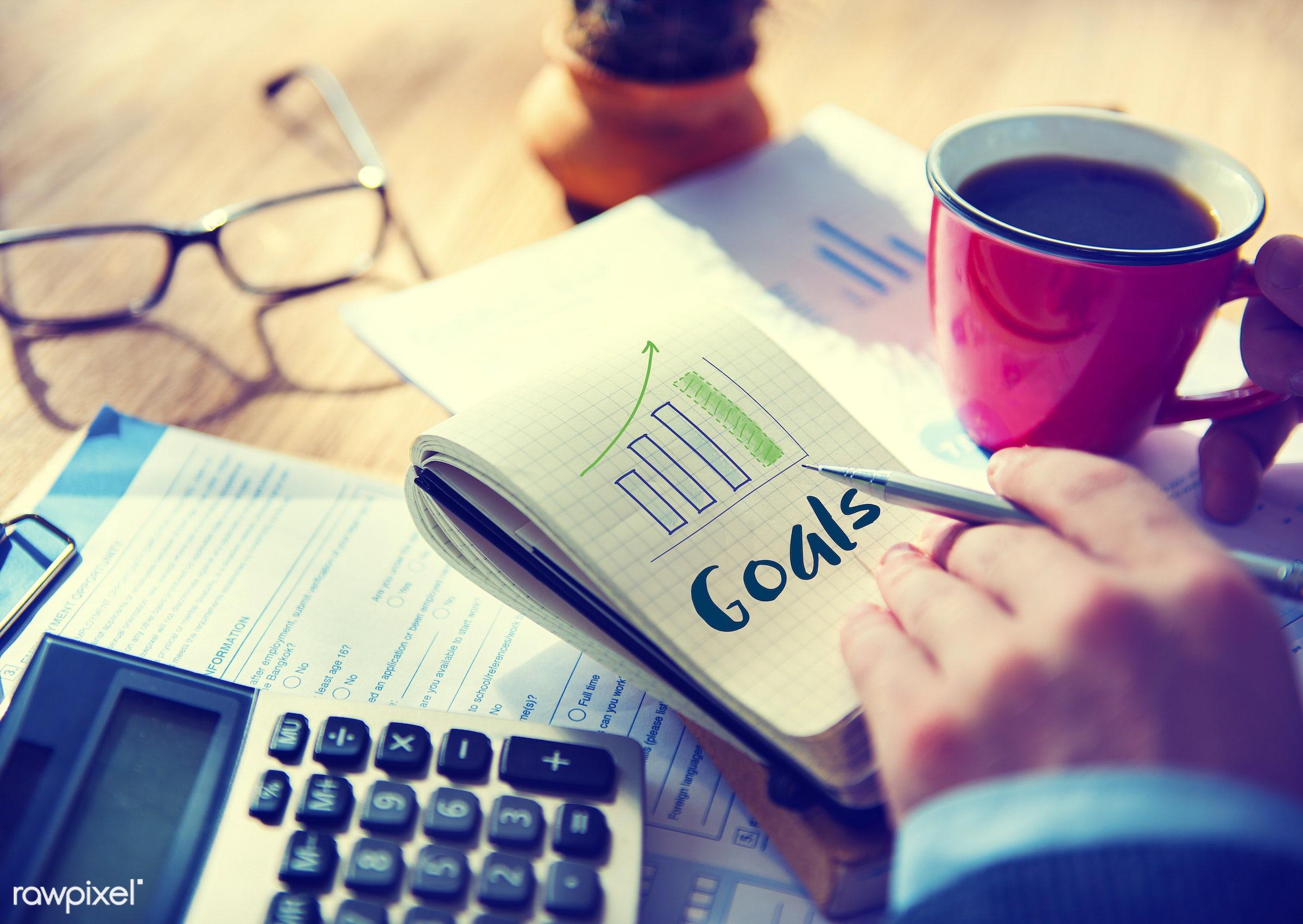 accounting, accountant, analyse, analysis, brainstorming, business, businessman, calculator, chart, coffee, computation,...