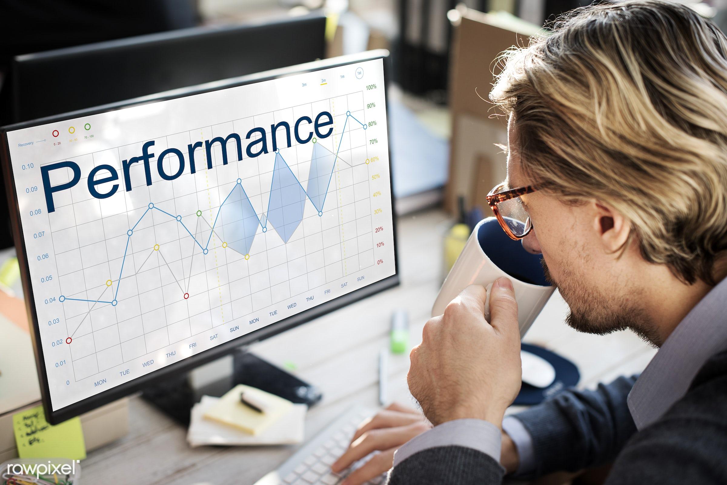 analysis, analytics, brainstorming, browsing, business, businessman, chart, coffee, coffee break, company, computer,...