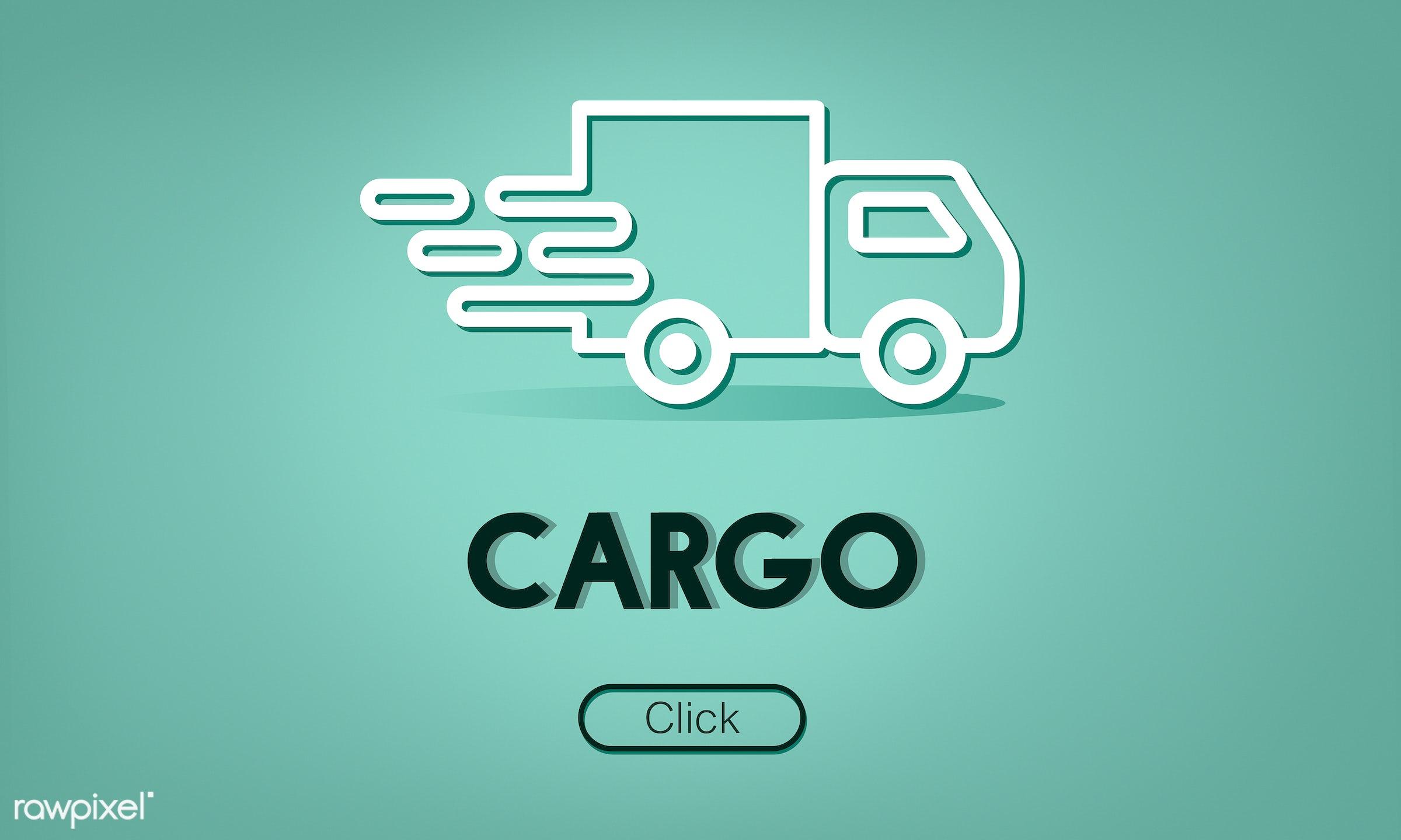 car, cargo, delivery, distribution, export, graphic, illustration, import, interface, internet, logistic, online, order,...