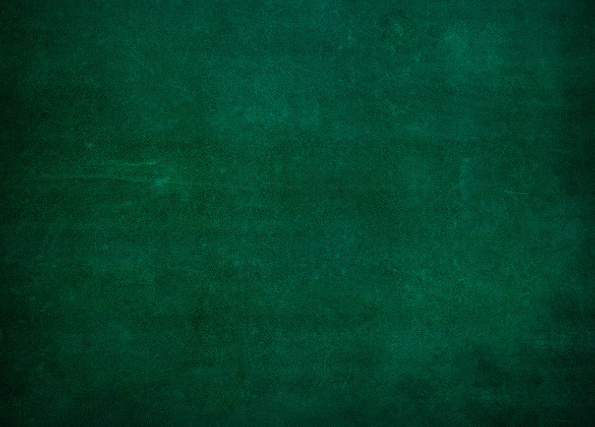 Solid green background