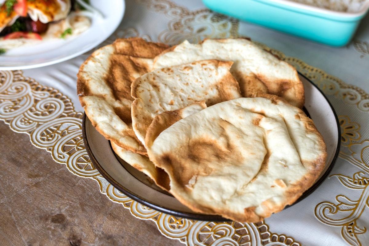 Delicious food for a Ramadan feast