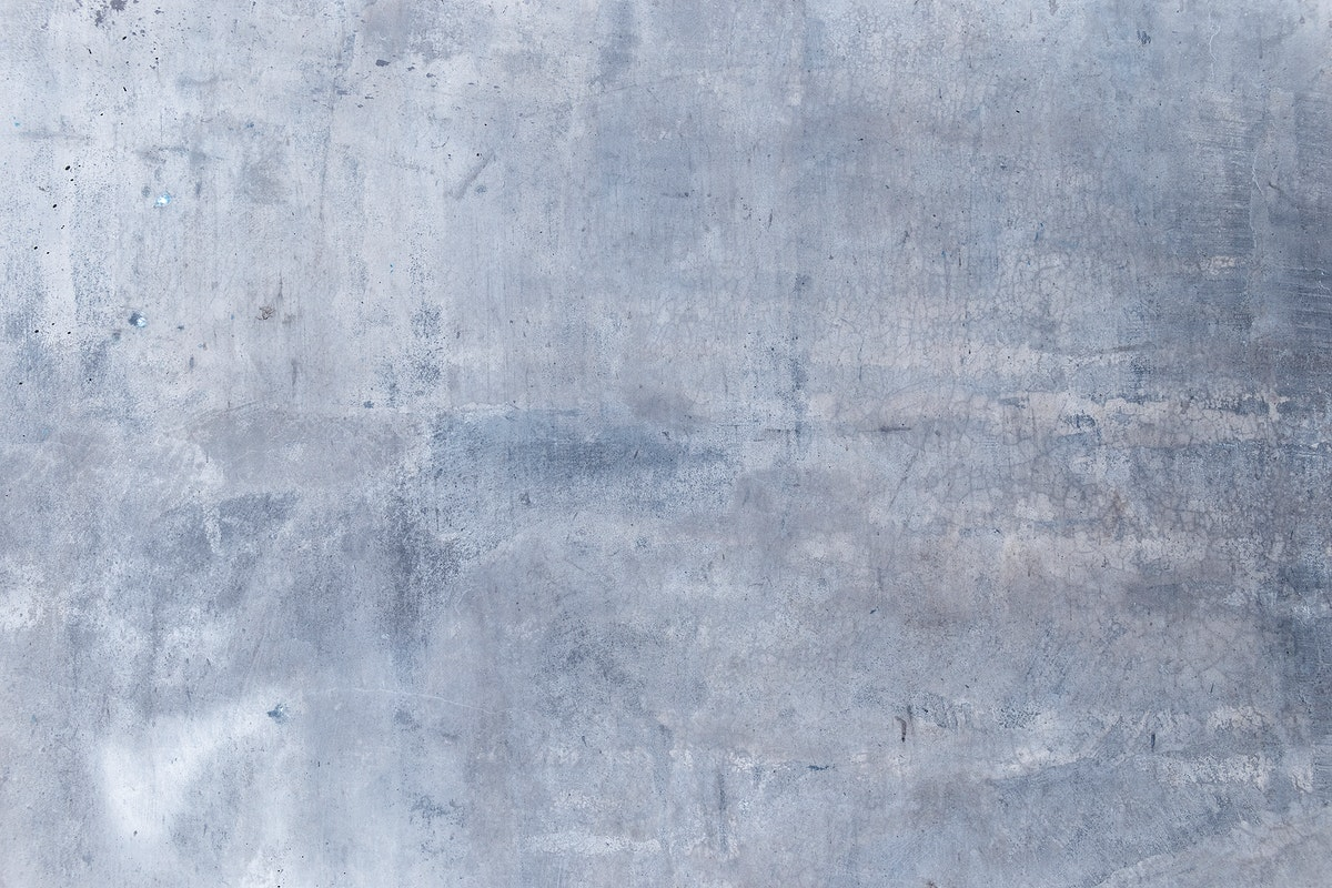Blank scratched gray textured wall