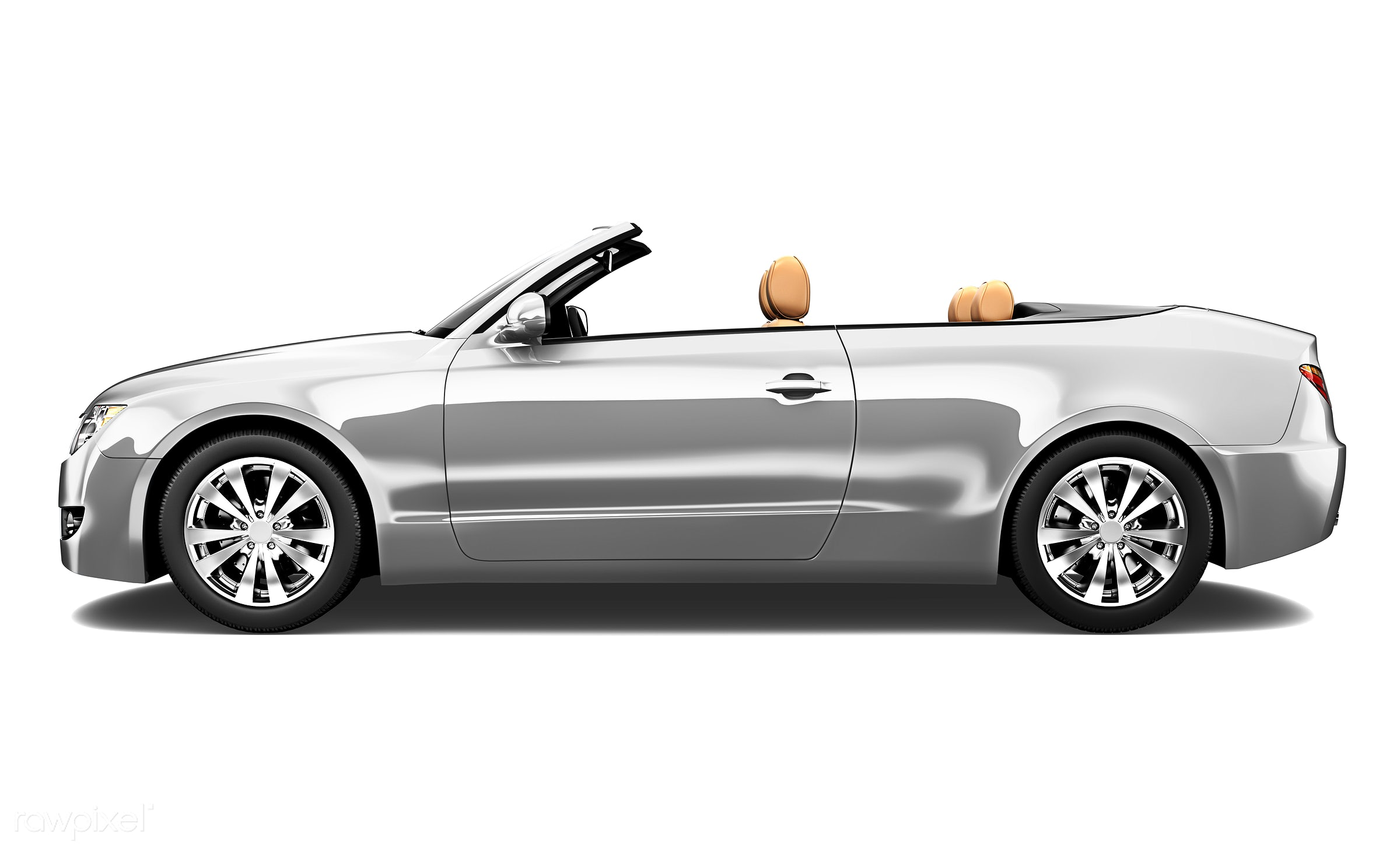 Three dimensional image of car - car, 3d, automobile, automotive, brandless, concept car, graphic, grey, holiday,...